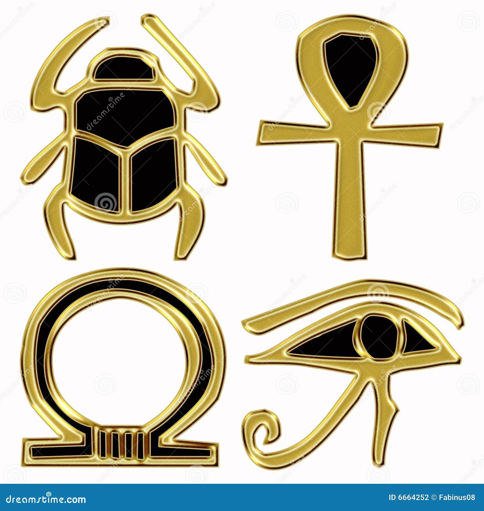 египетская символика картинки время