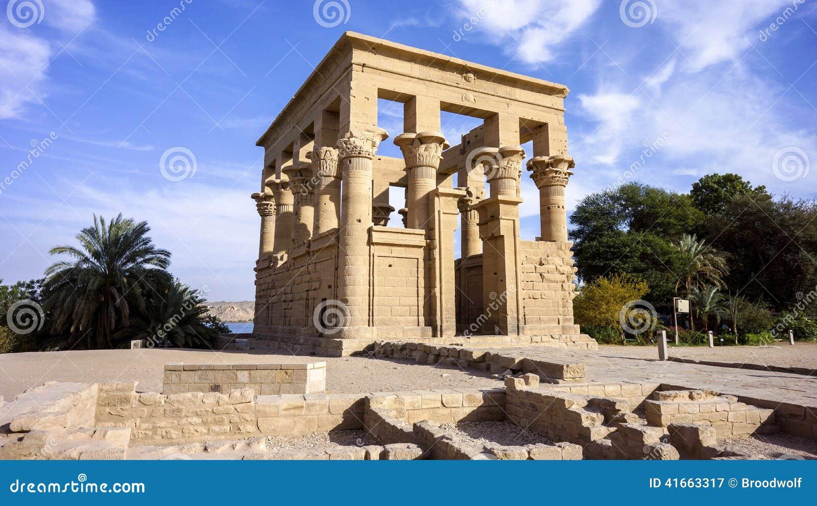 Египетское temple02