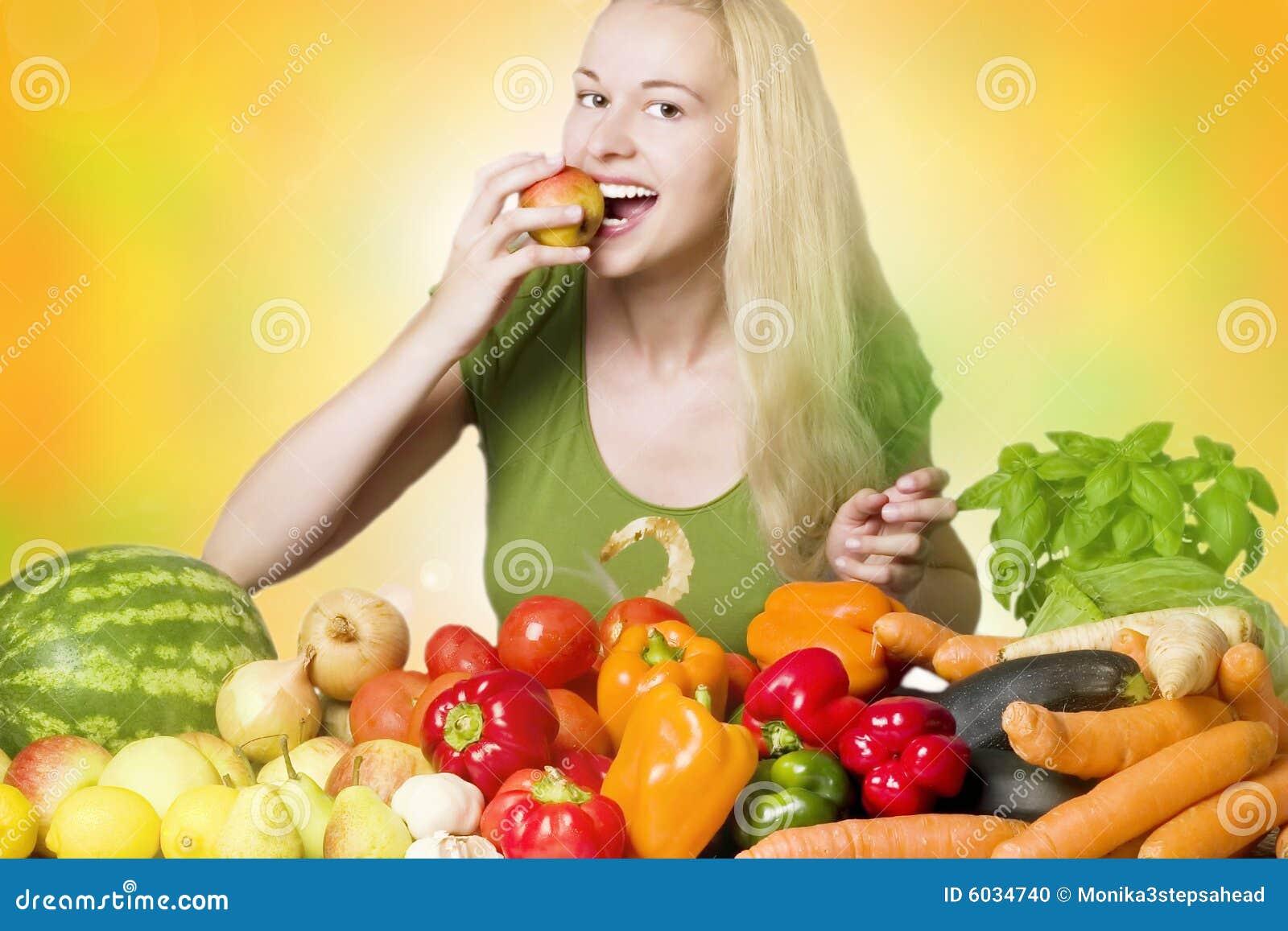 Вегетарианство, как способ контроля веса Вегетарианство