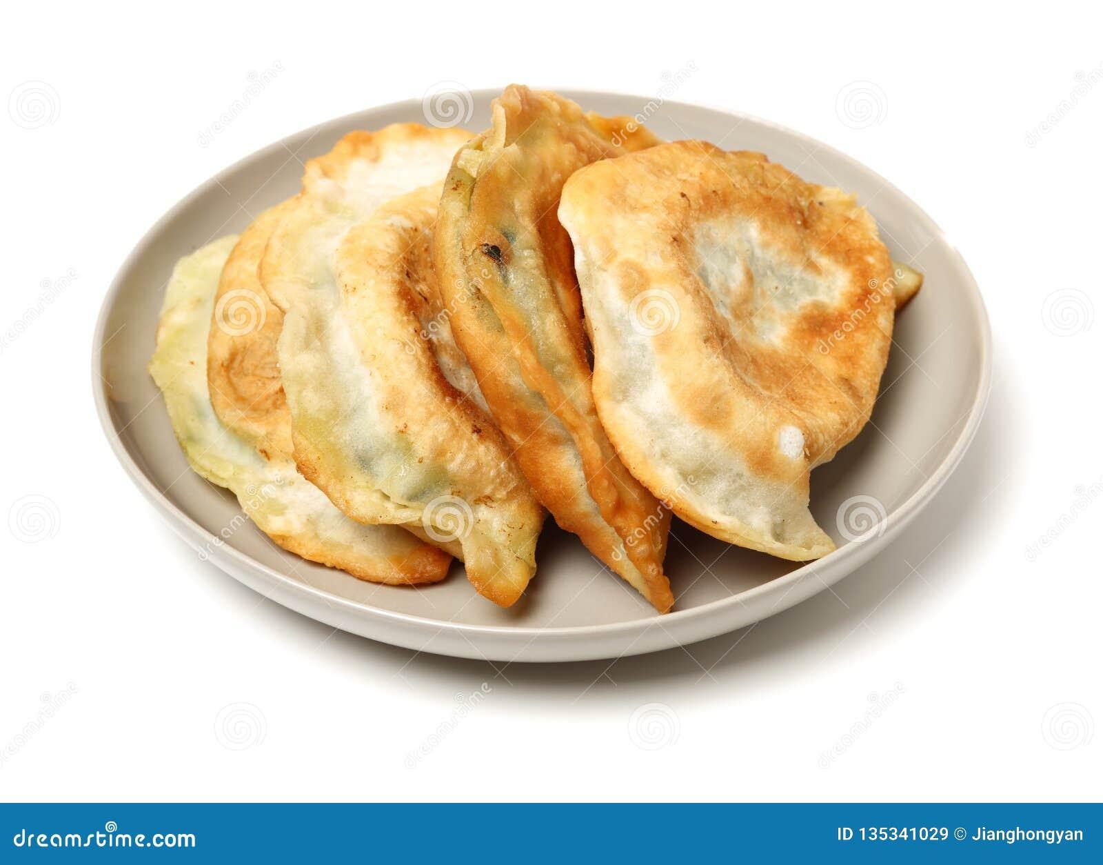 Еда Пекин китайца - hezi вареников лук-порея