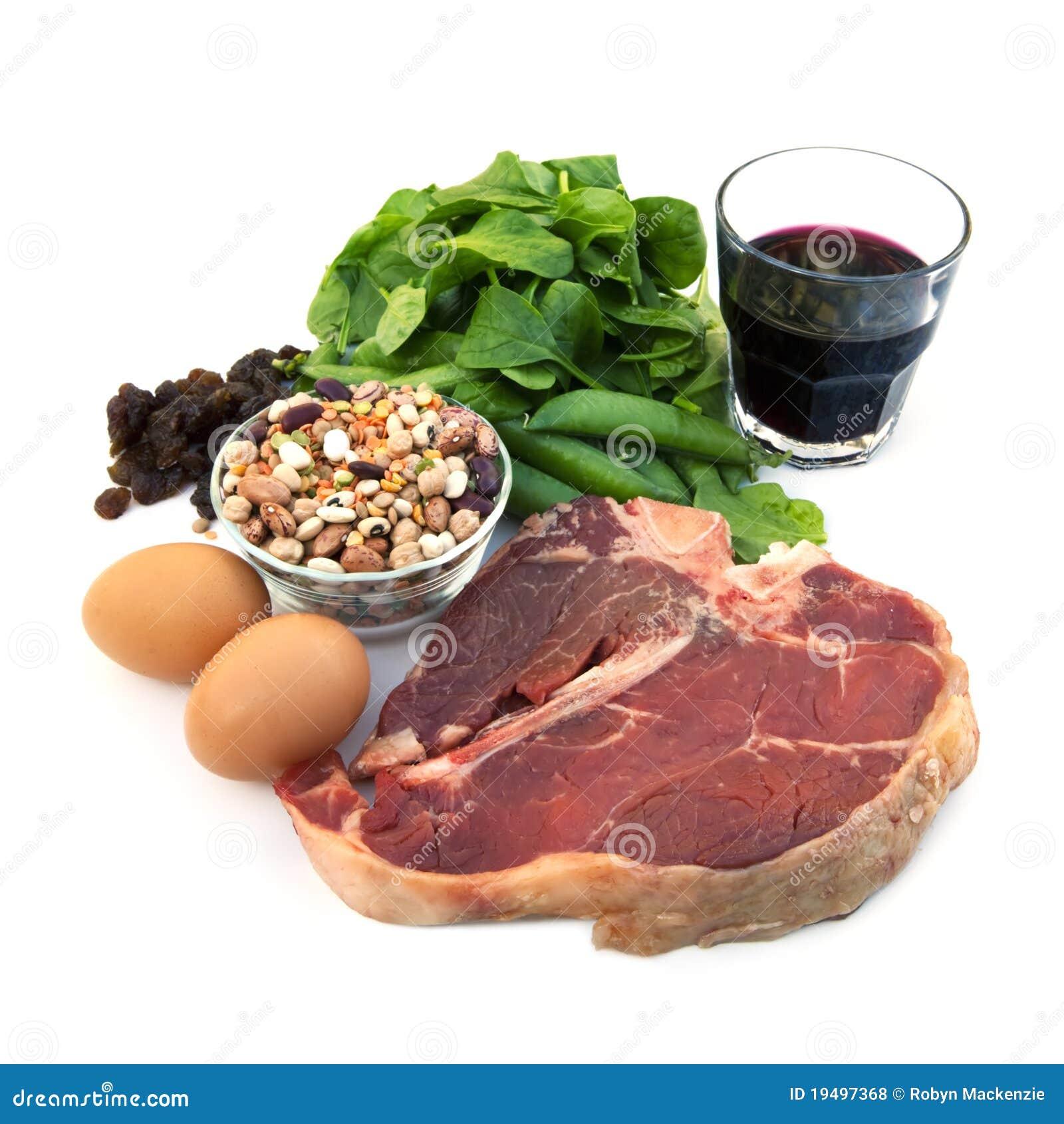 Вкусное блюдо для повышения гемоглобина, блюда для