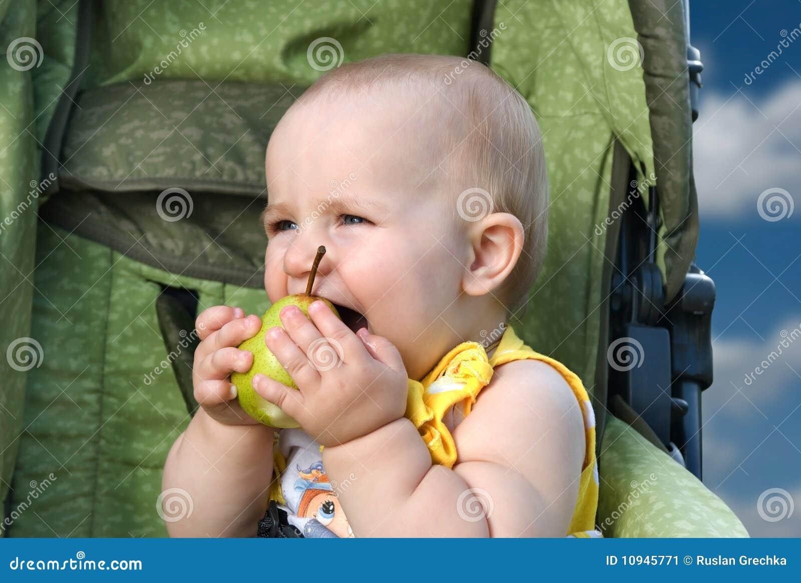еда s детей