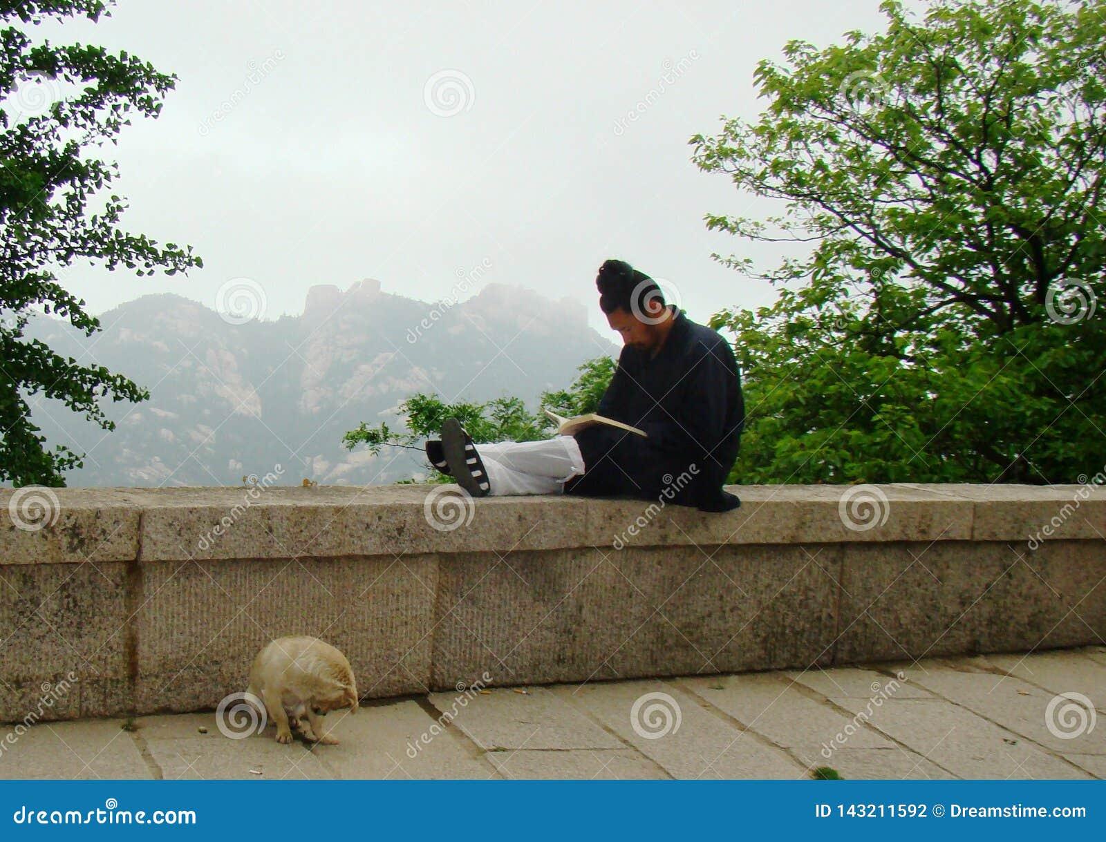 Ежедневная жизнь Daoist