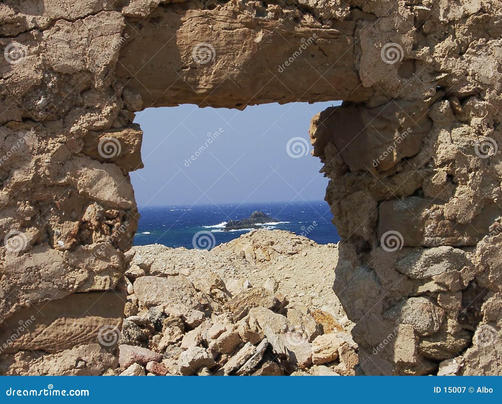естественное окно