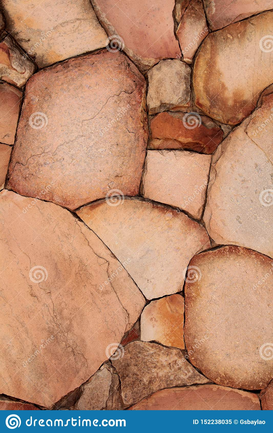Естественный декоративный камень для сада