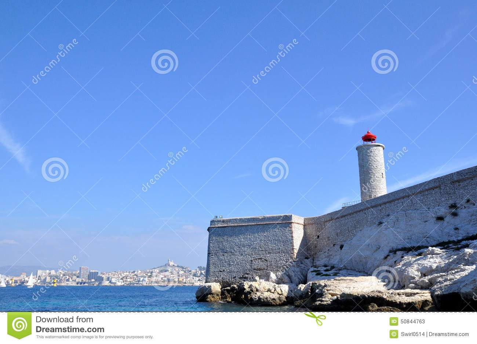 Если остров, марсель, Франция