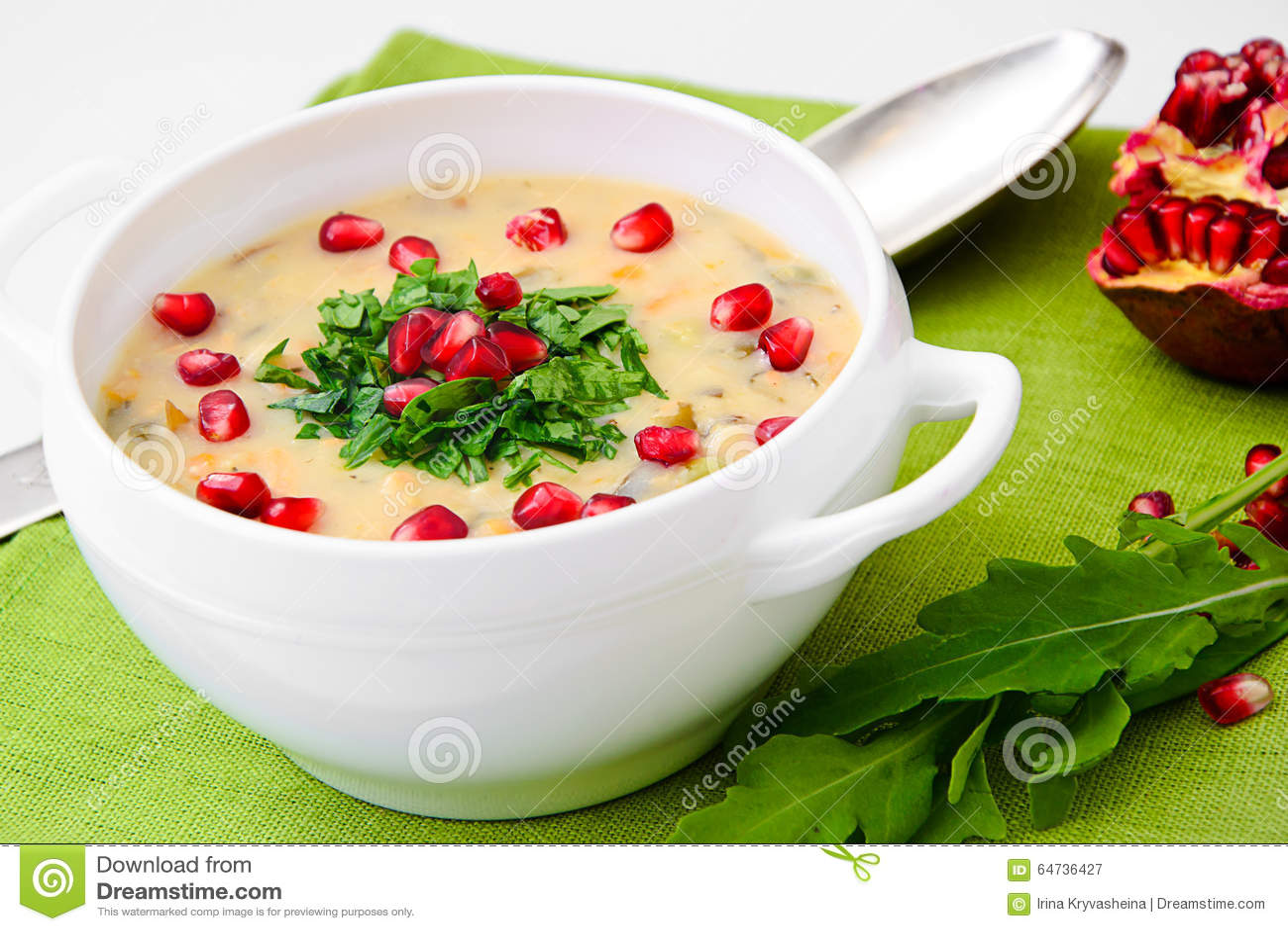 Еда здоровых и диеты: Суп рыб с