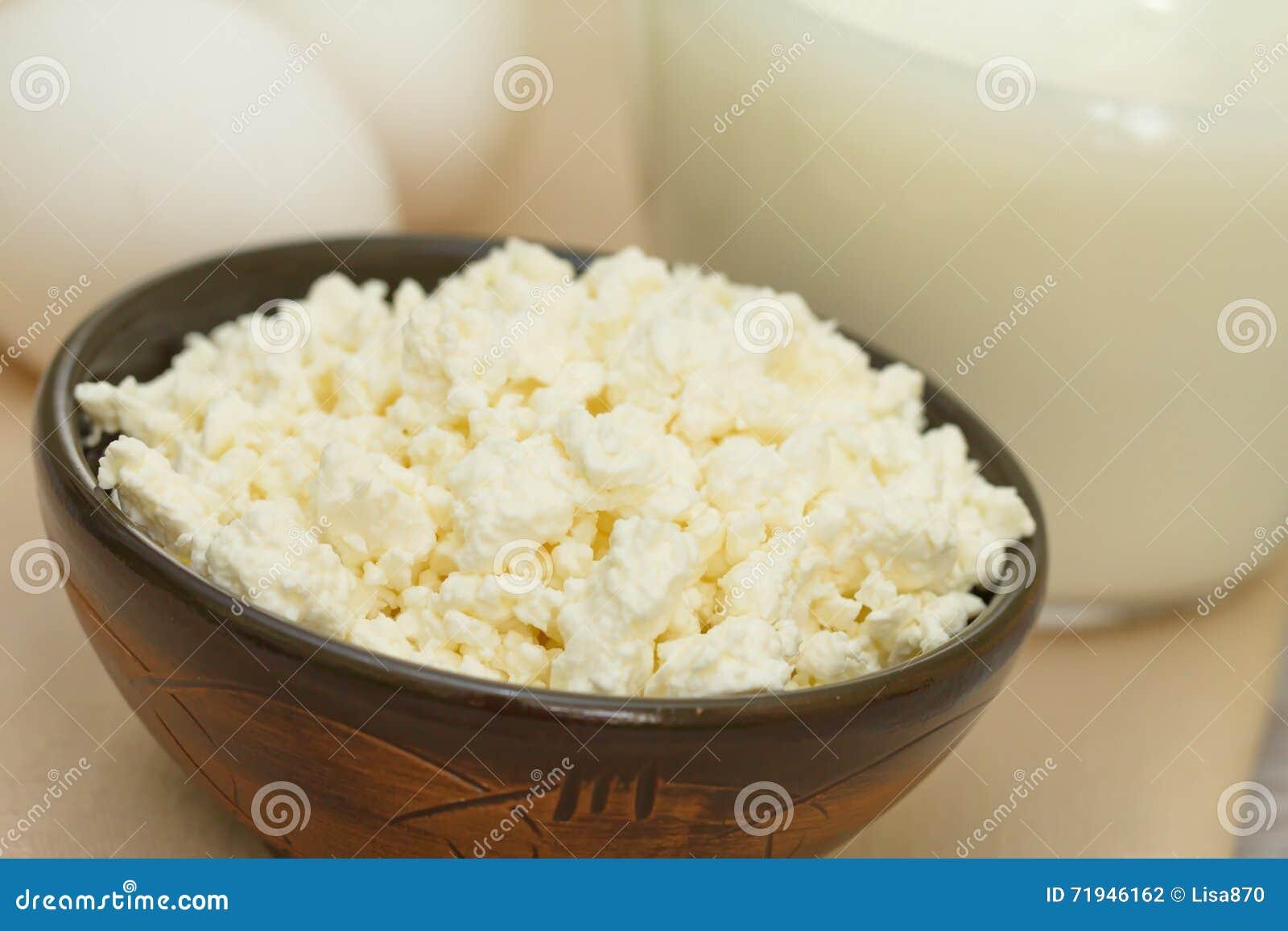 еда коттеджа сыра шара здоровая