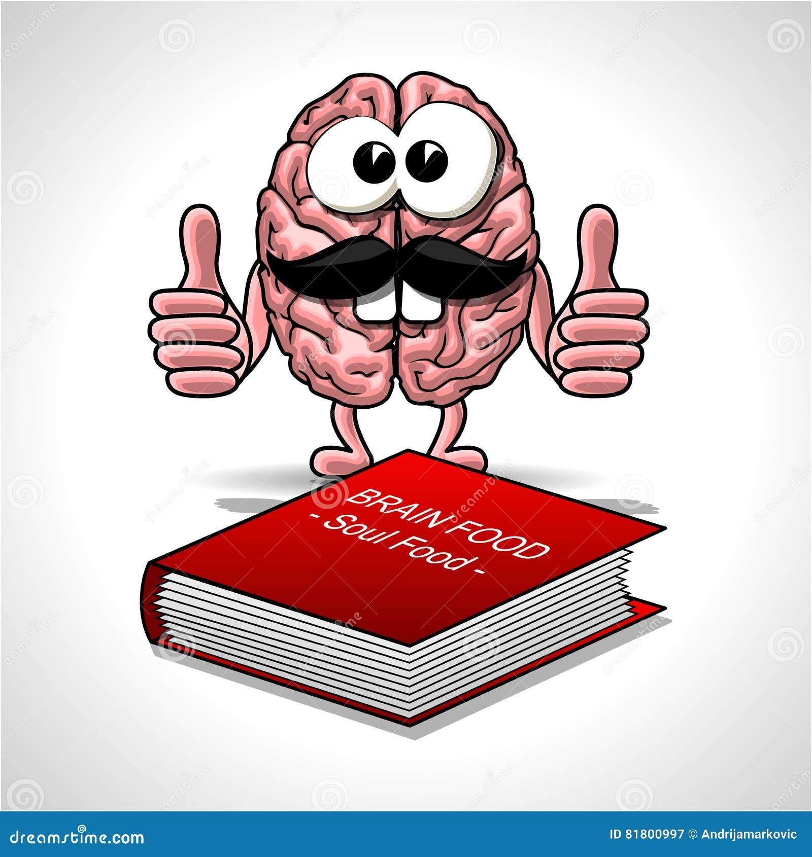 Еда мозга - еда души