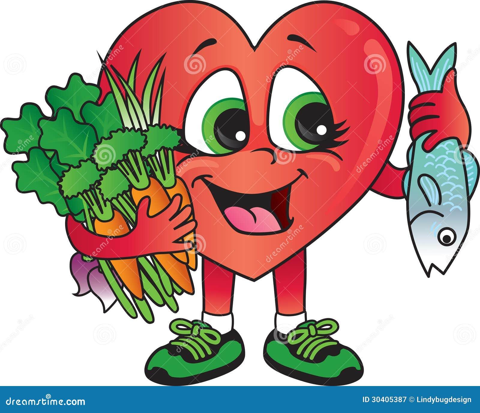 Здоровая еда сердца