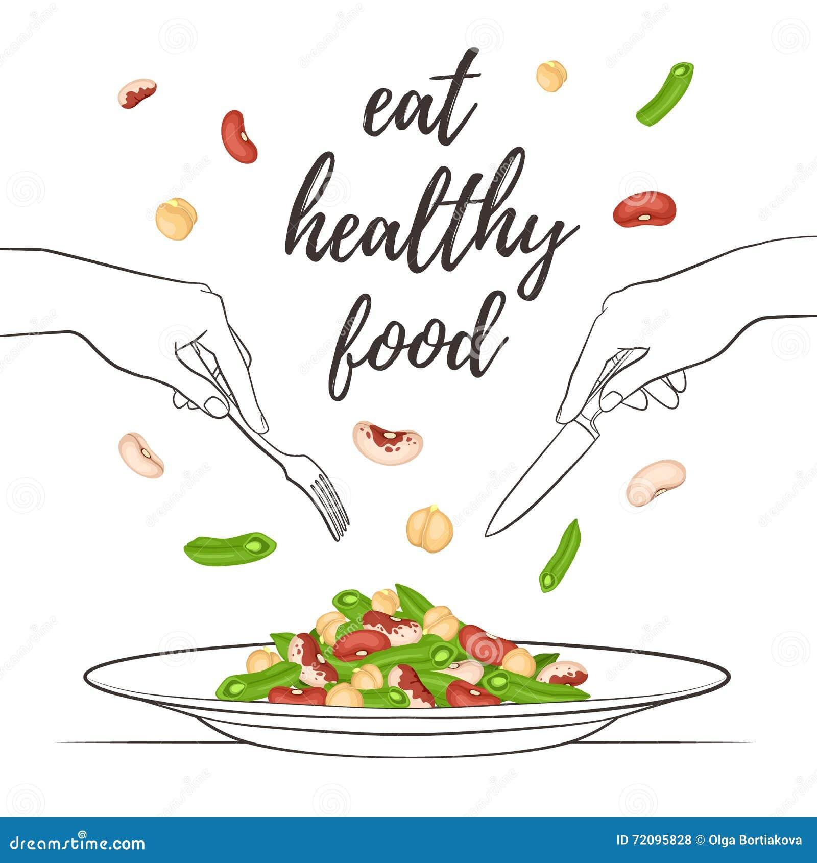 еда принципиальной схемы здоровая