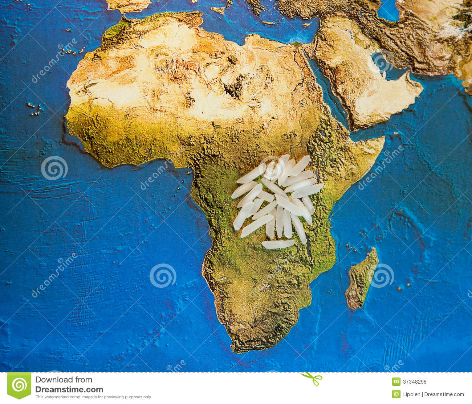 Еда для Африки