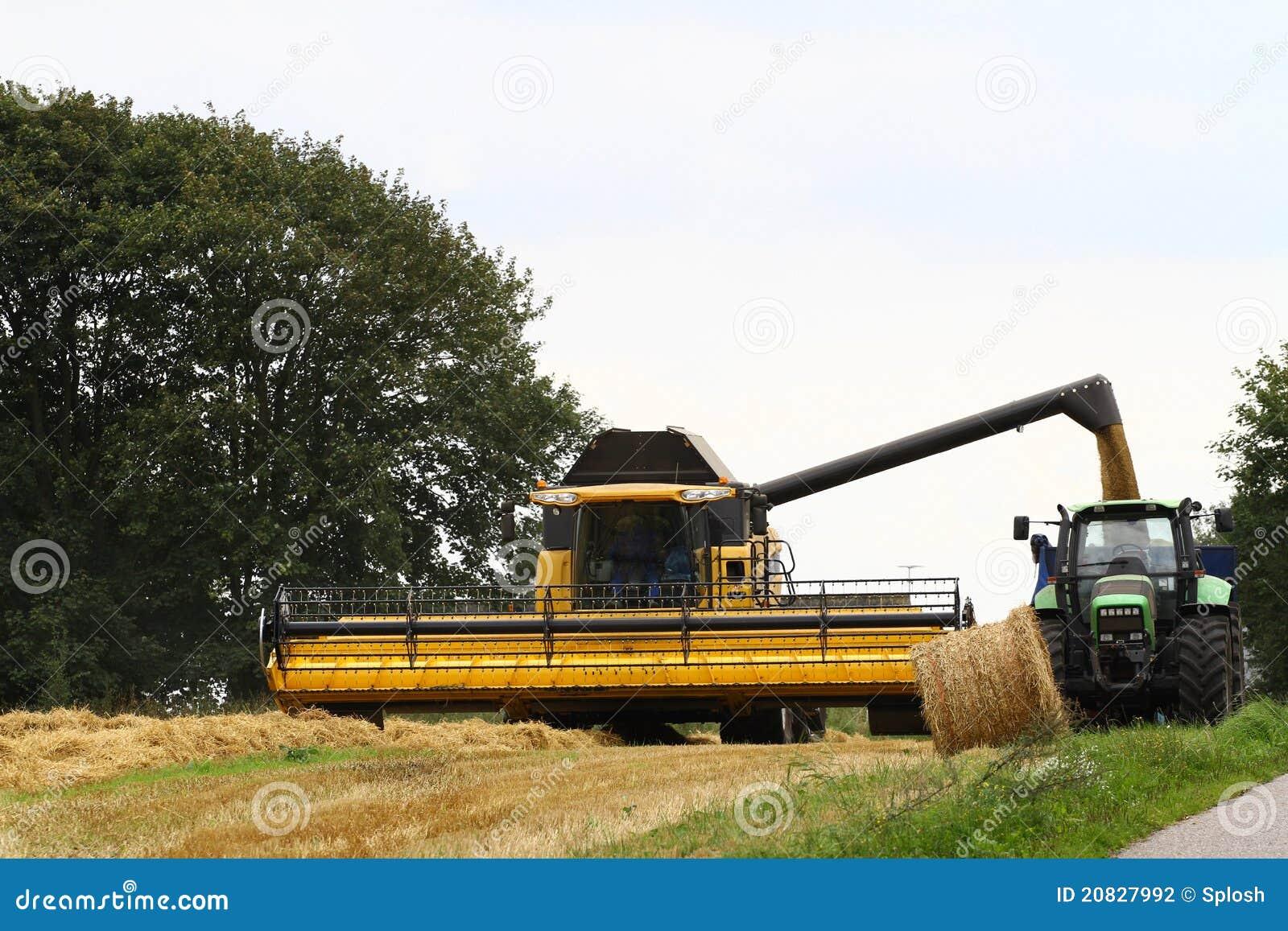 жатка зернокомбайна