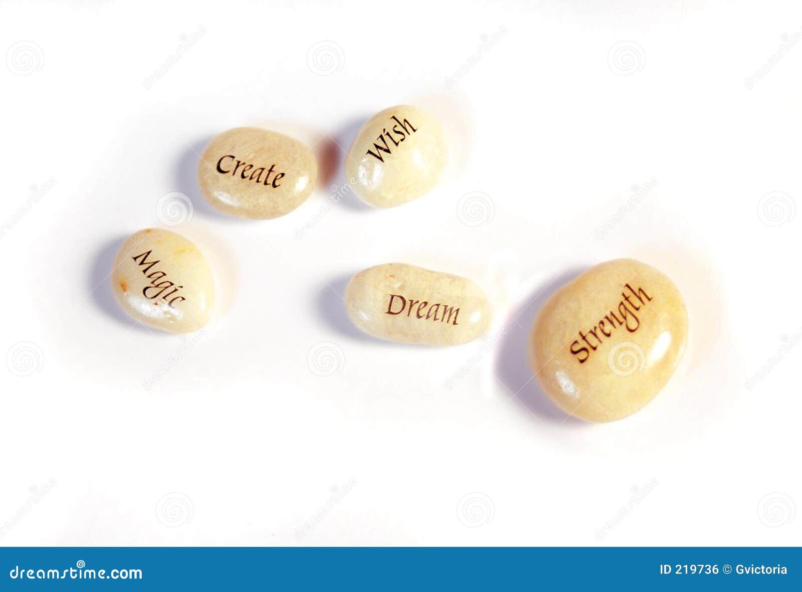 желание камней