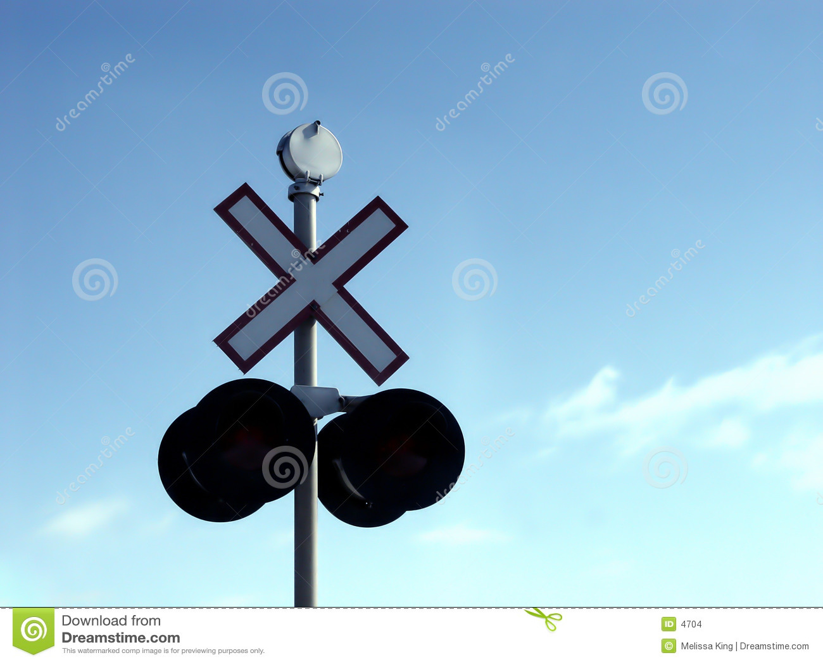 железнодорожный знак