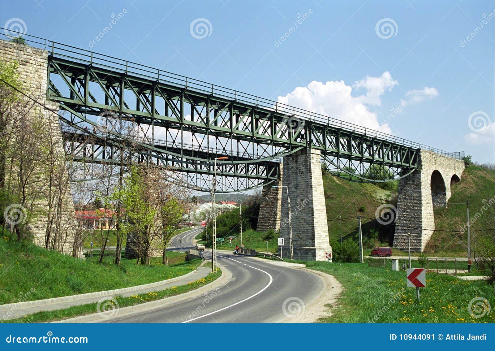 Железнодорожный мост, Biatorbagy, Венгрия