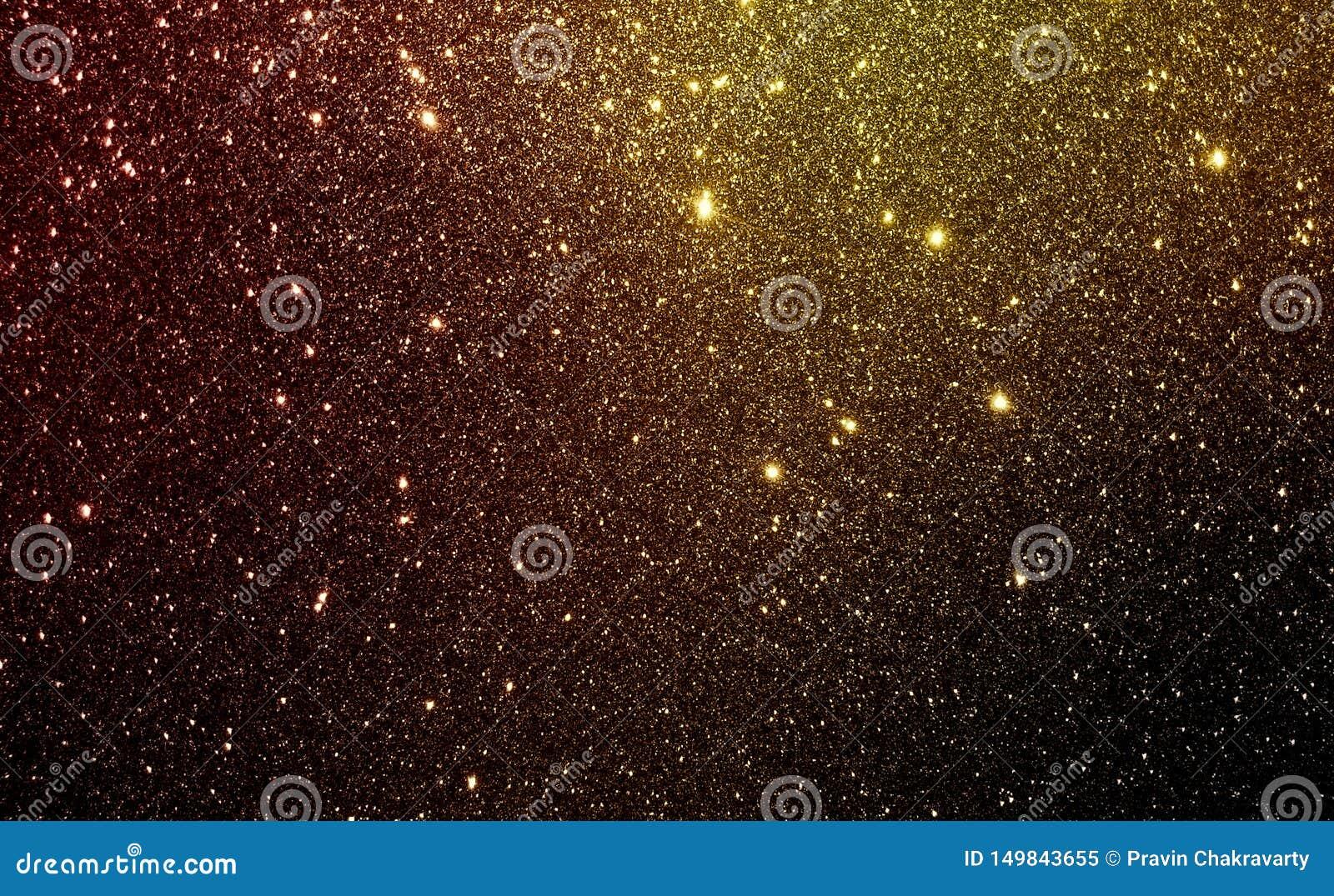 Желтая и черная затеняемая предпосылка текстурированная ярким блеском r