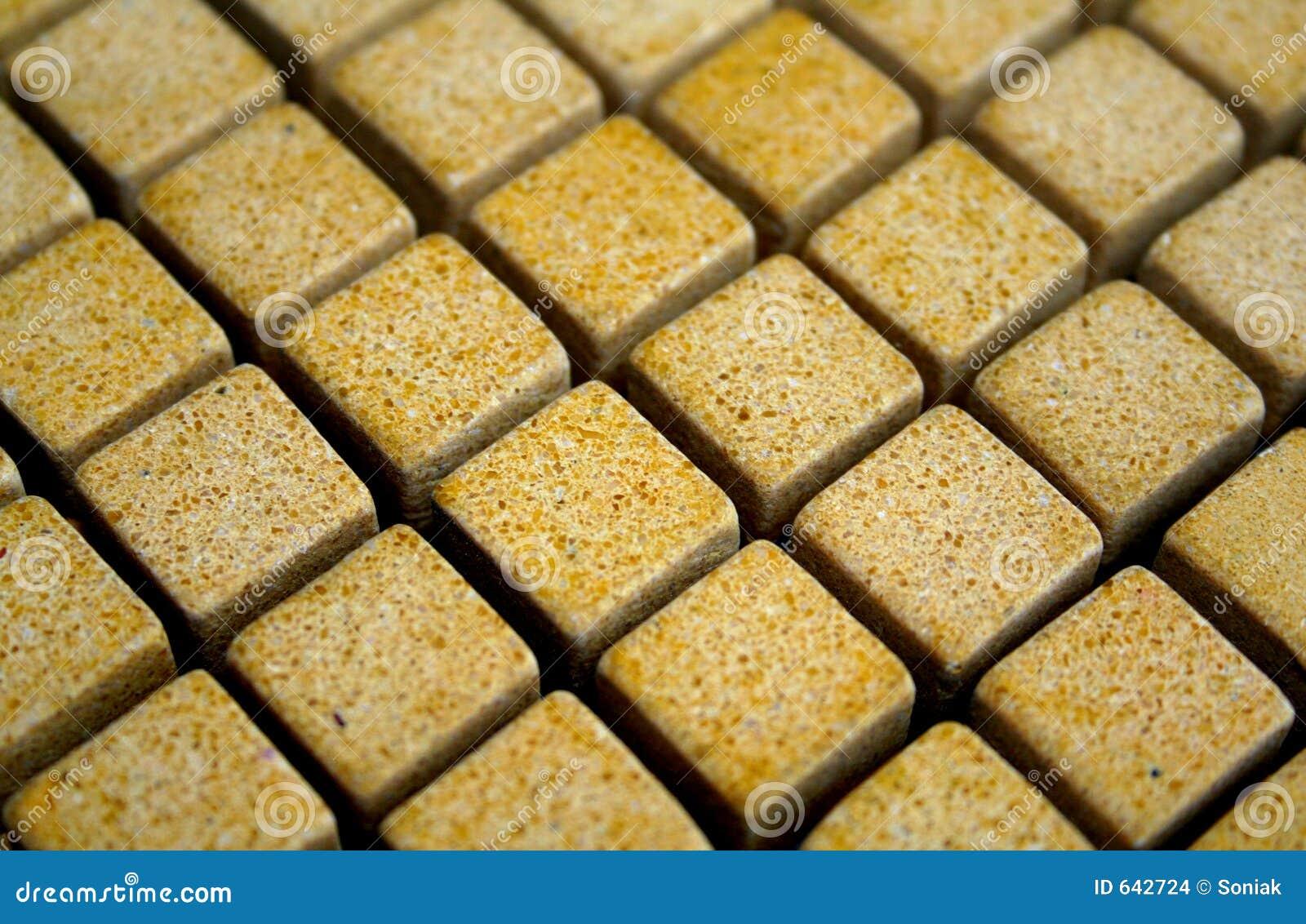 Download желтый цвет мозаики стоковое фото. изображение насчитывающей мозаика - 642724