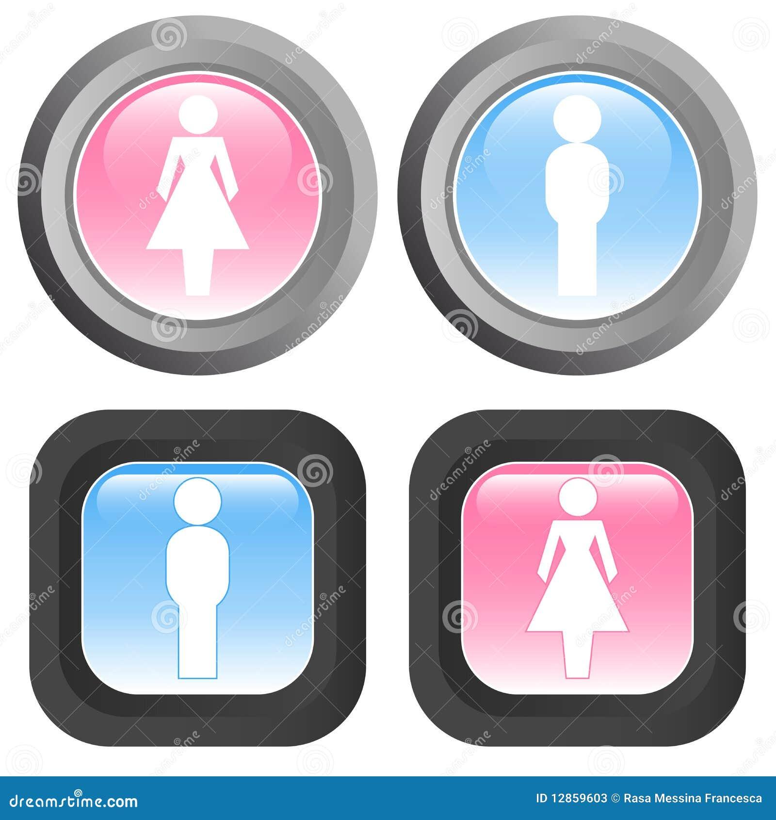 женщина вектора человека иконы