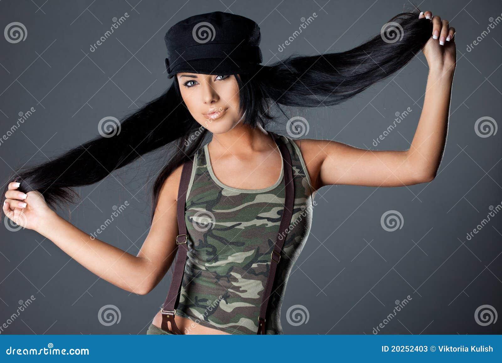 Фото женщины в военной форме сексуальная 6 фотография