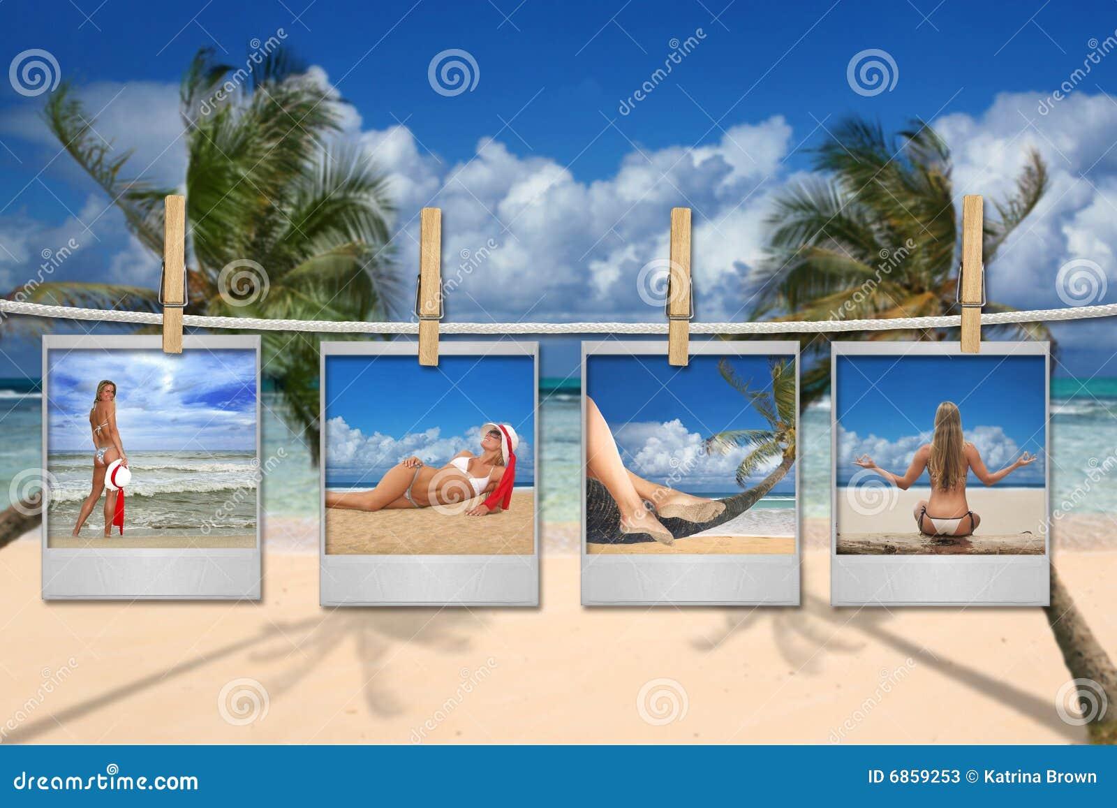 женщина изображений пленки пляжа красивейшая