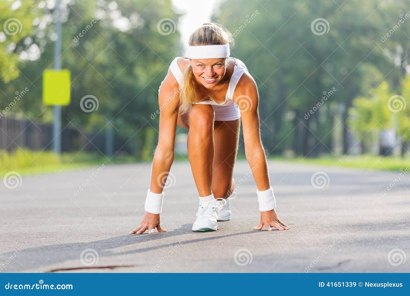 Женщина спорта
