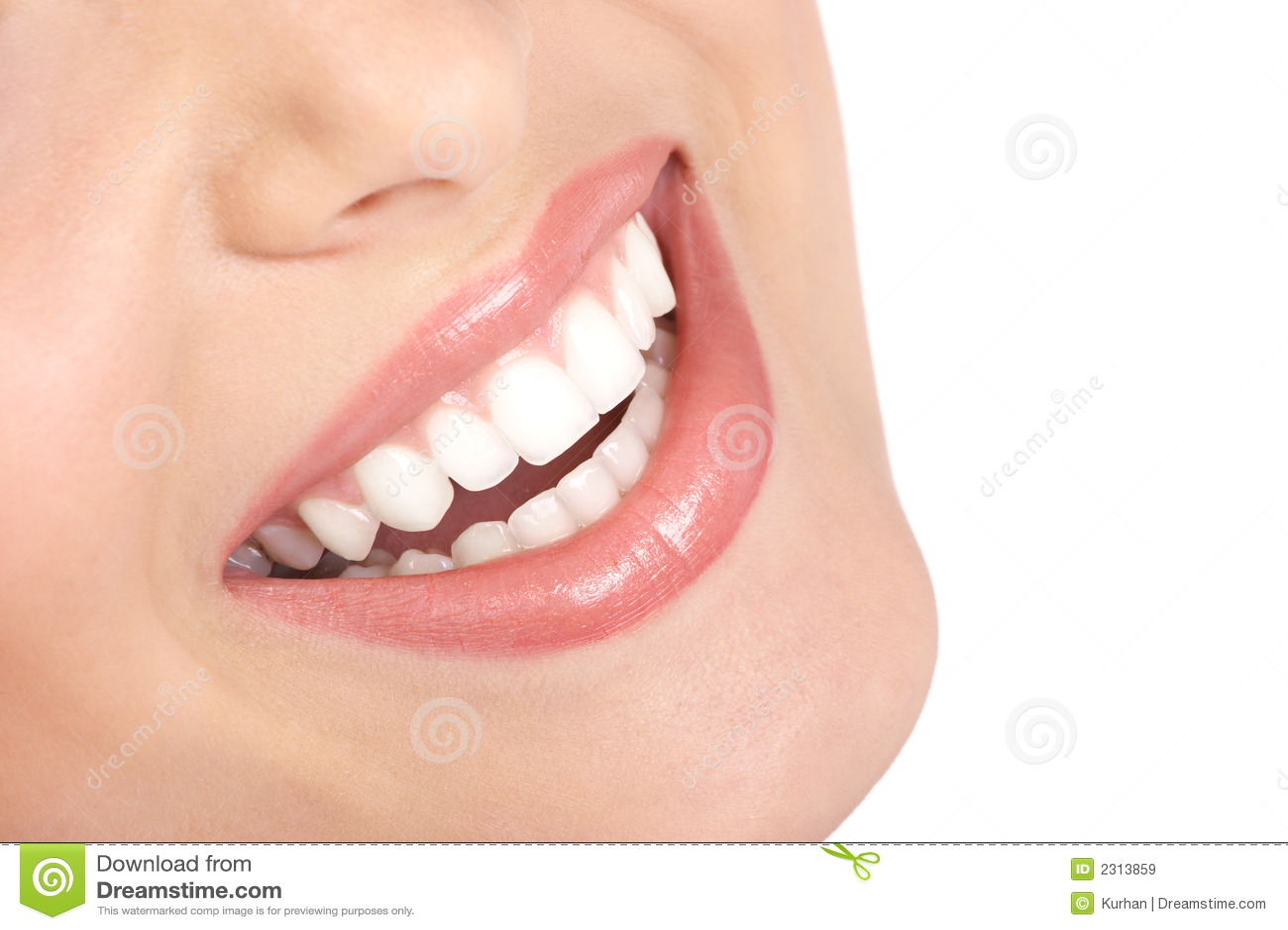 женщина усмешки