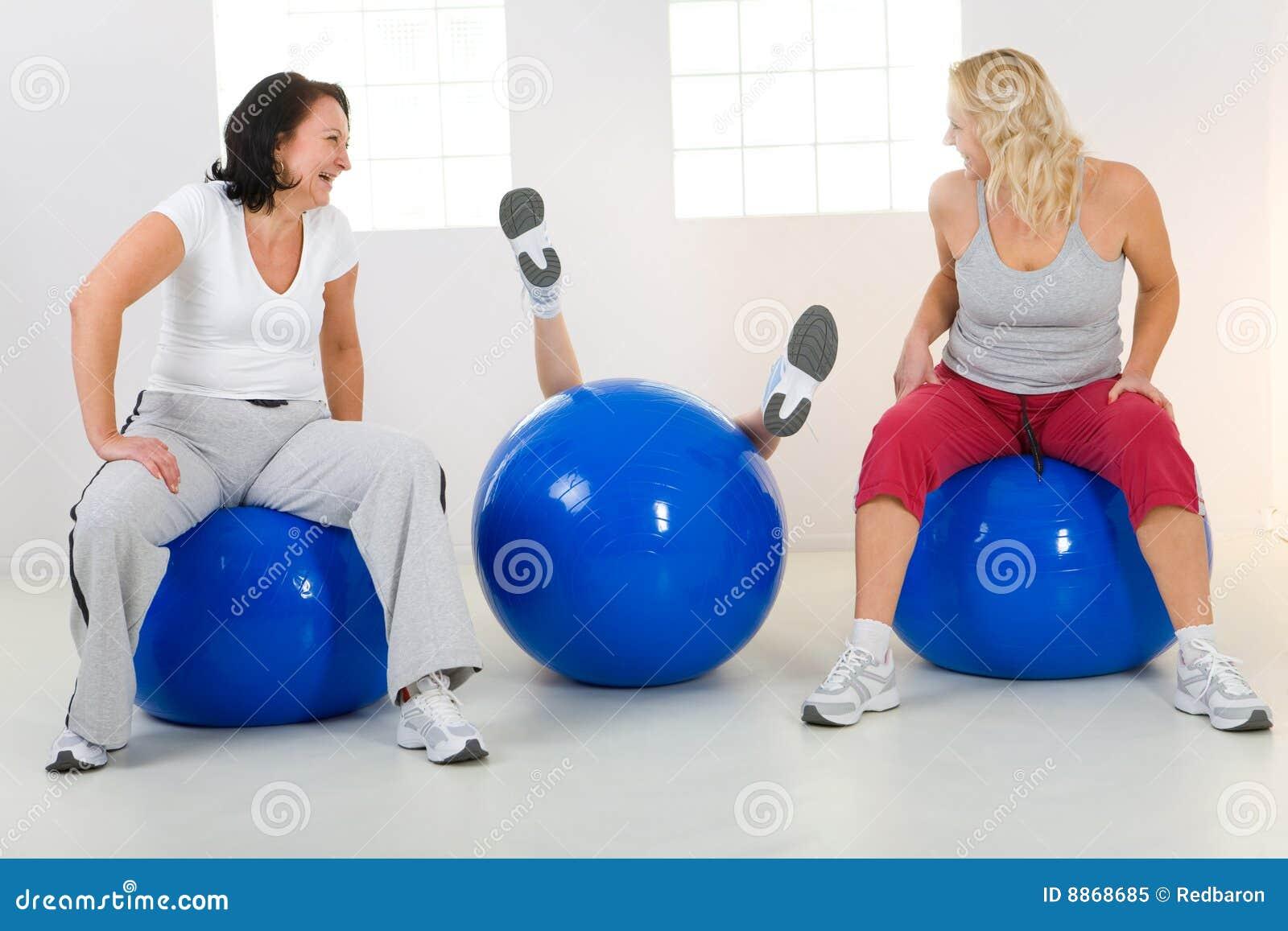 женщины пригодности шариков