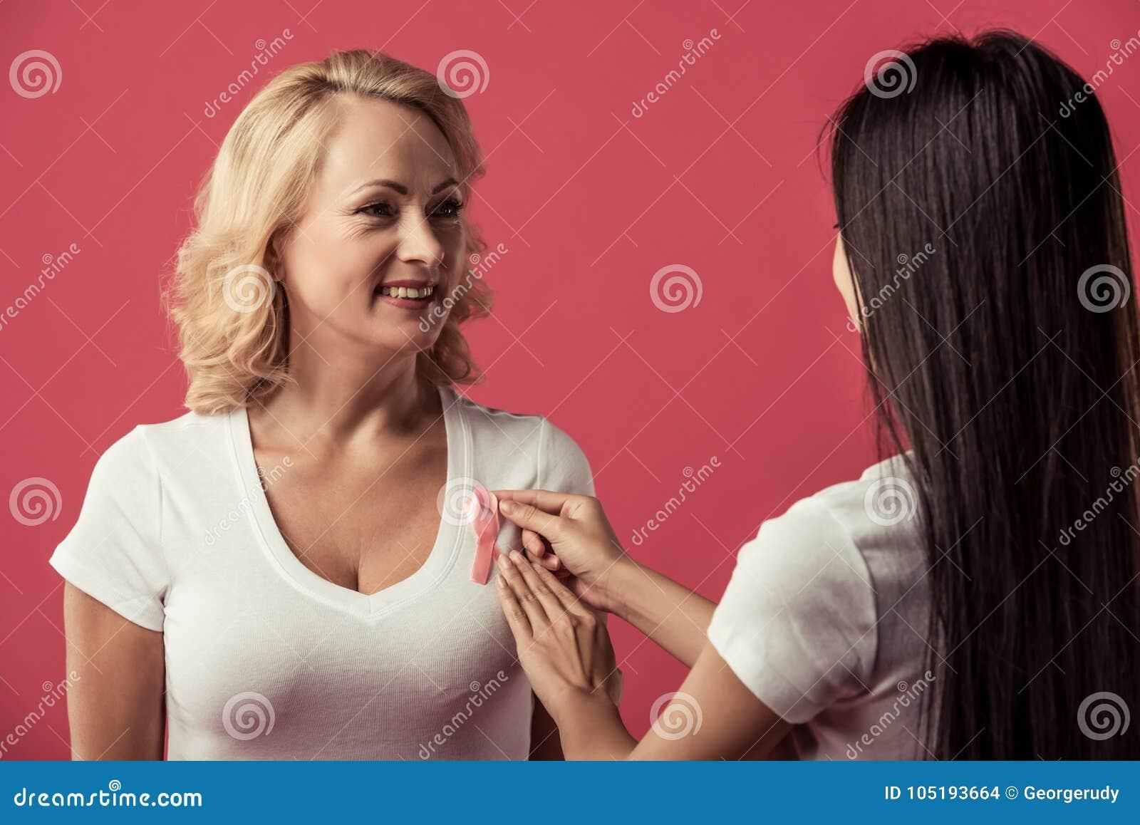Зреленькие женщины против