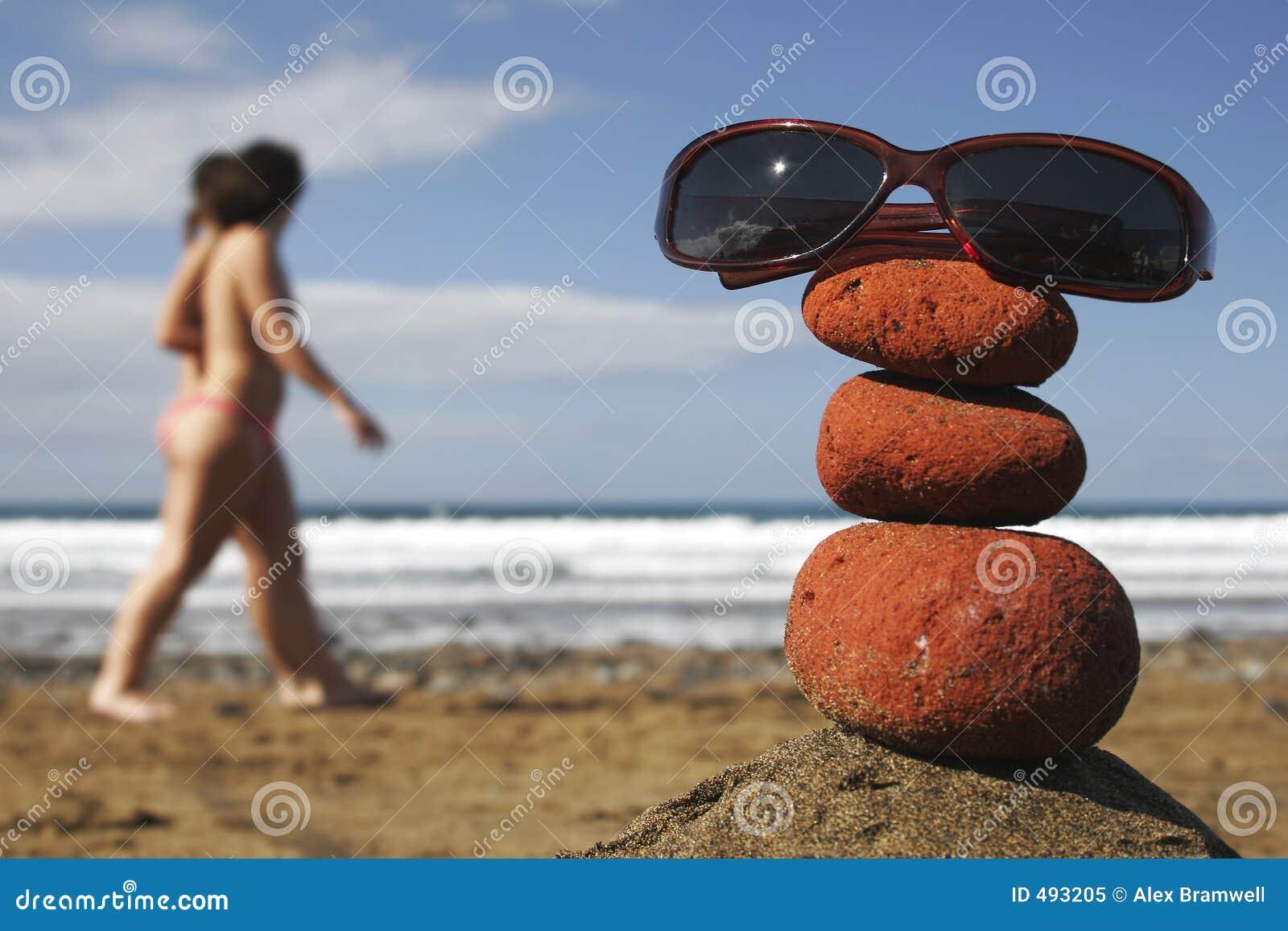 женщины солнечных очков стога