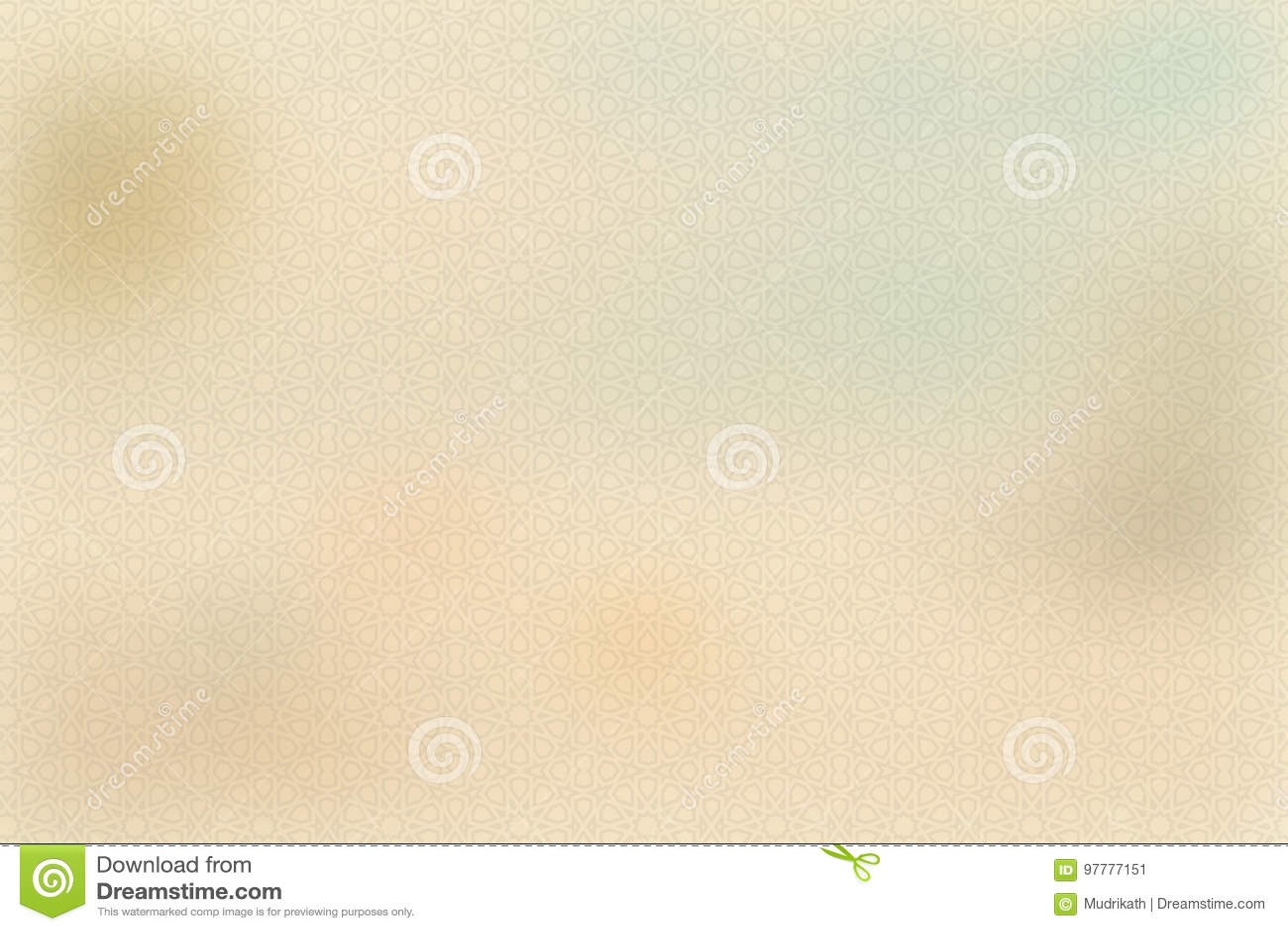 Желтая винтажная сливк или бежевый цвет, пергаментная бумага, абстрактный пастельный градиент золота с коричневой, твердой предпо