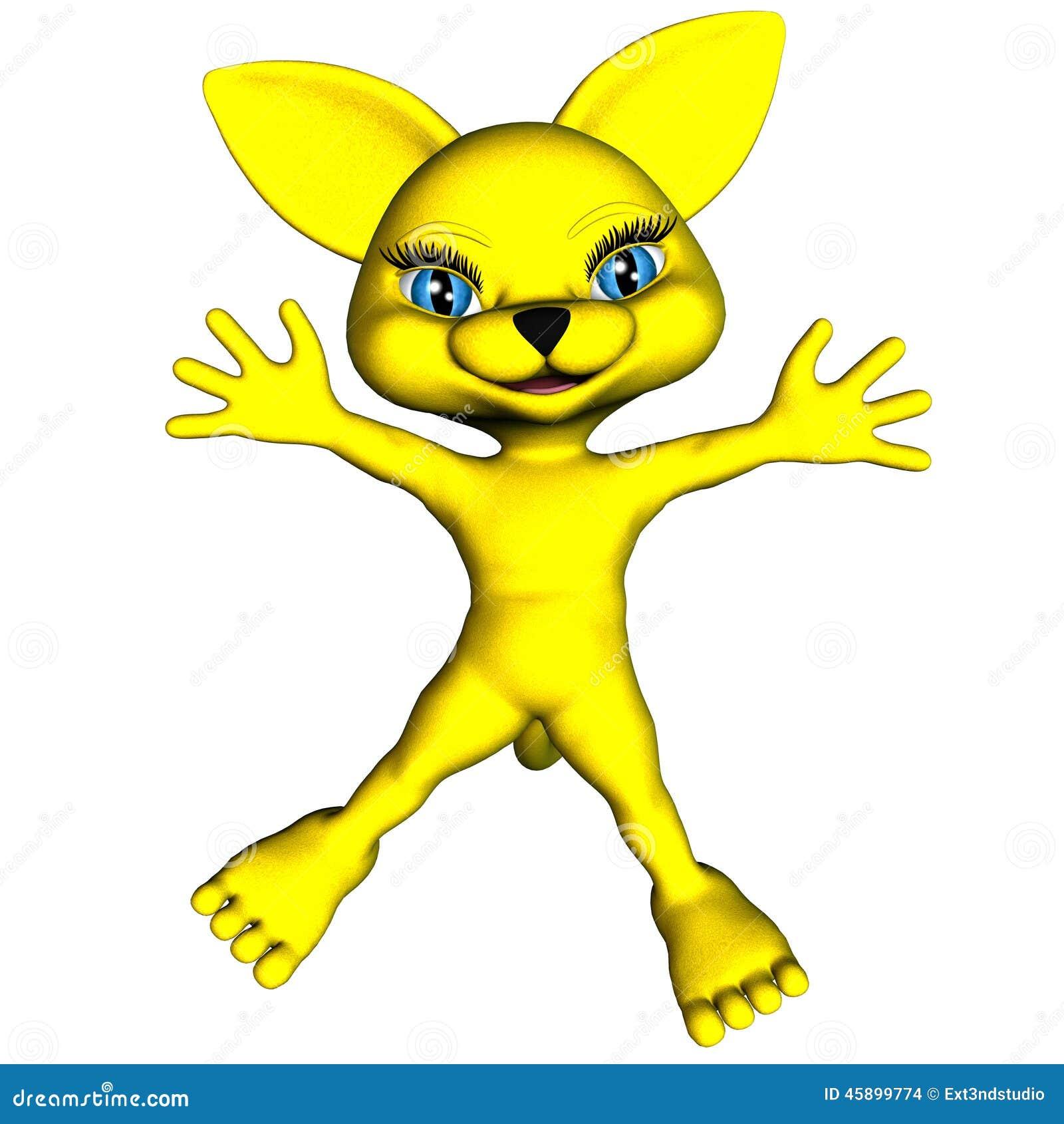 Фото жёлтые коты