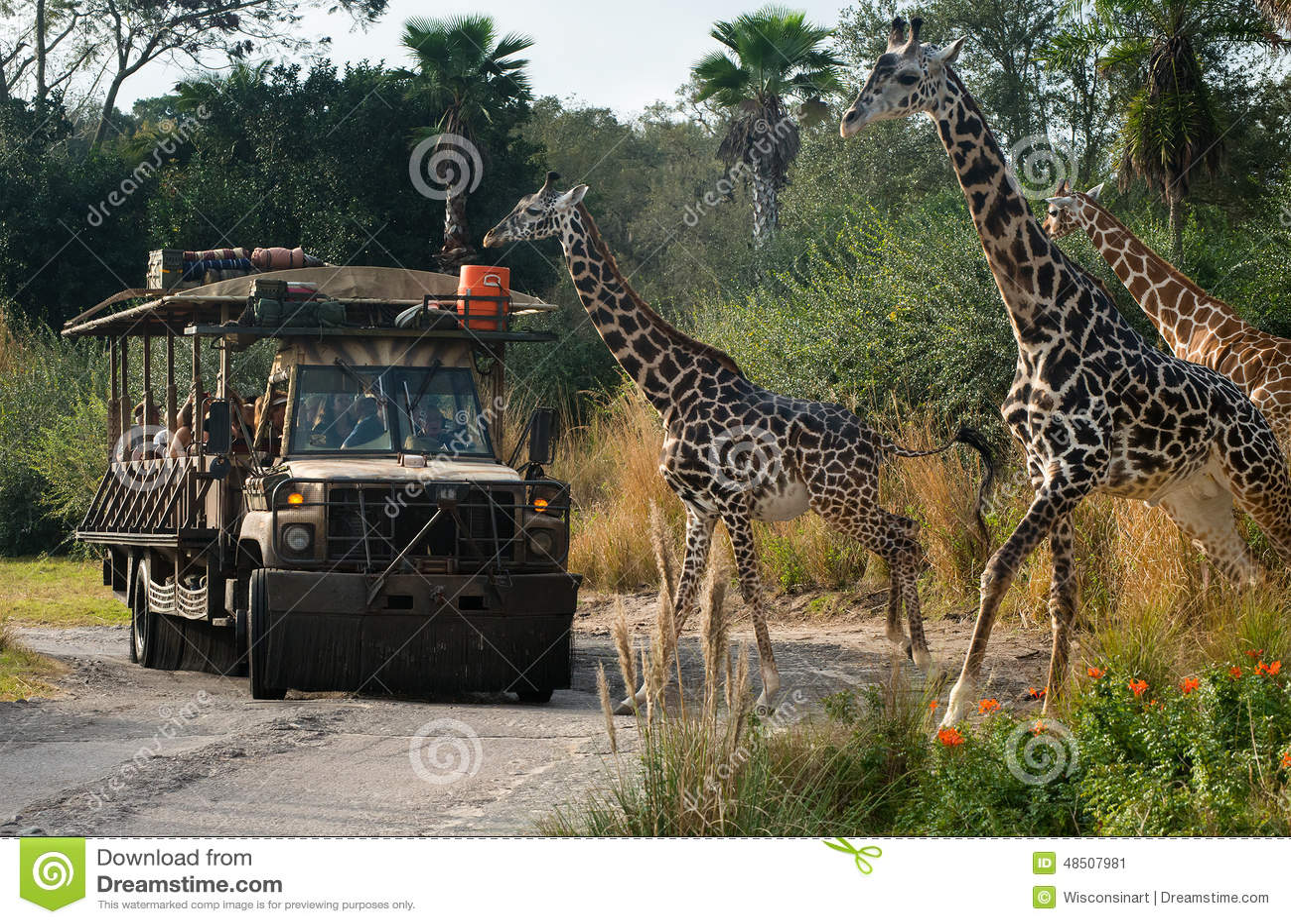 Животное Kindom сафари Килиманджаро мира Дисней