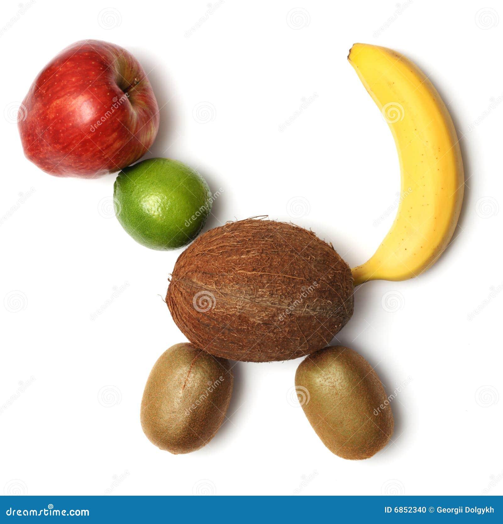 животный плодоовощ формы состава