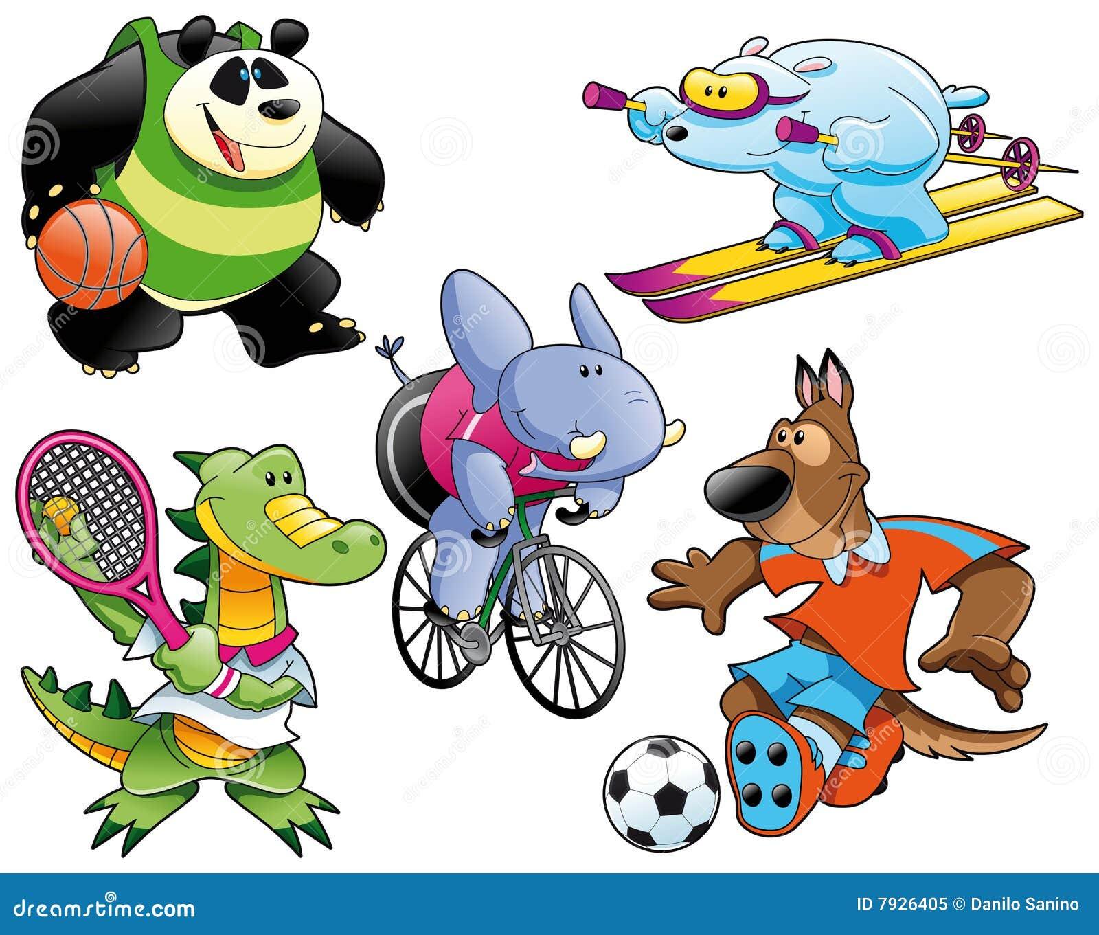 животный спорт