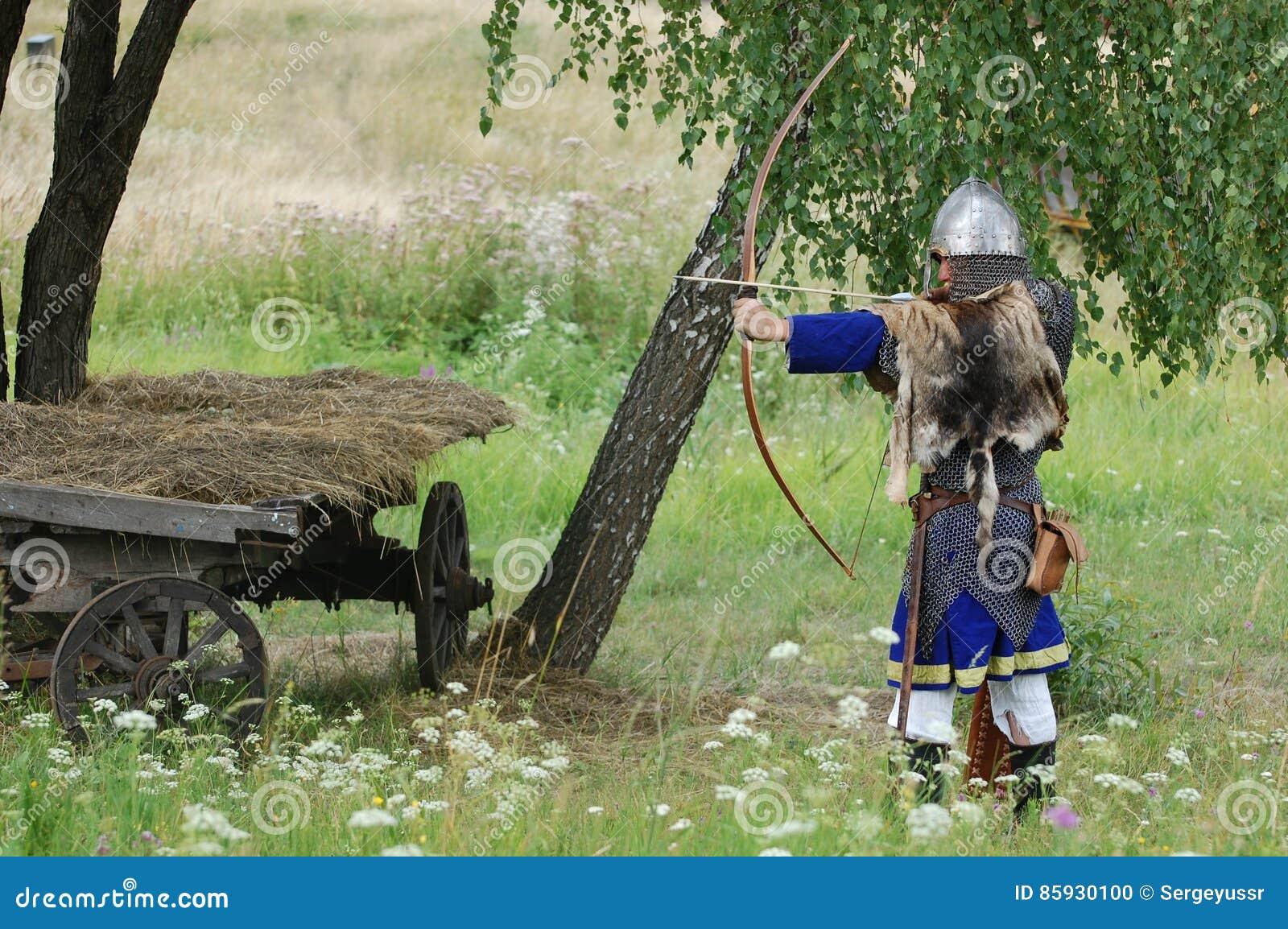 Живущая история средневеково