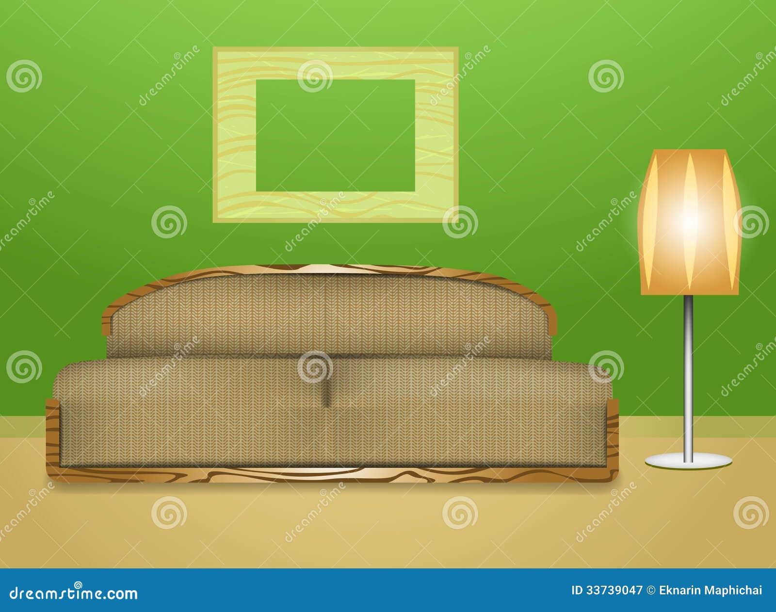 Живущая комната
