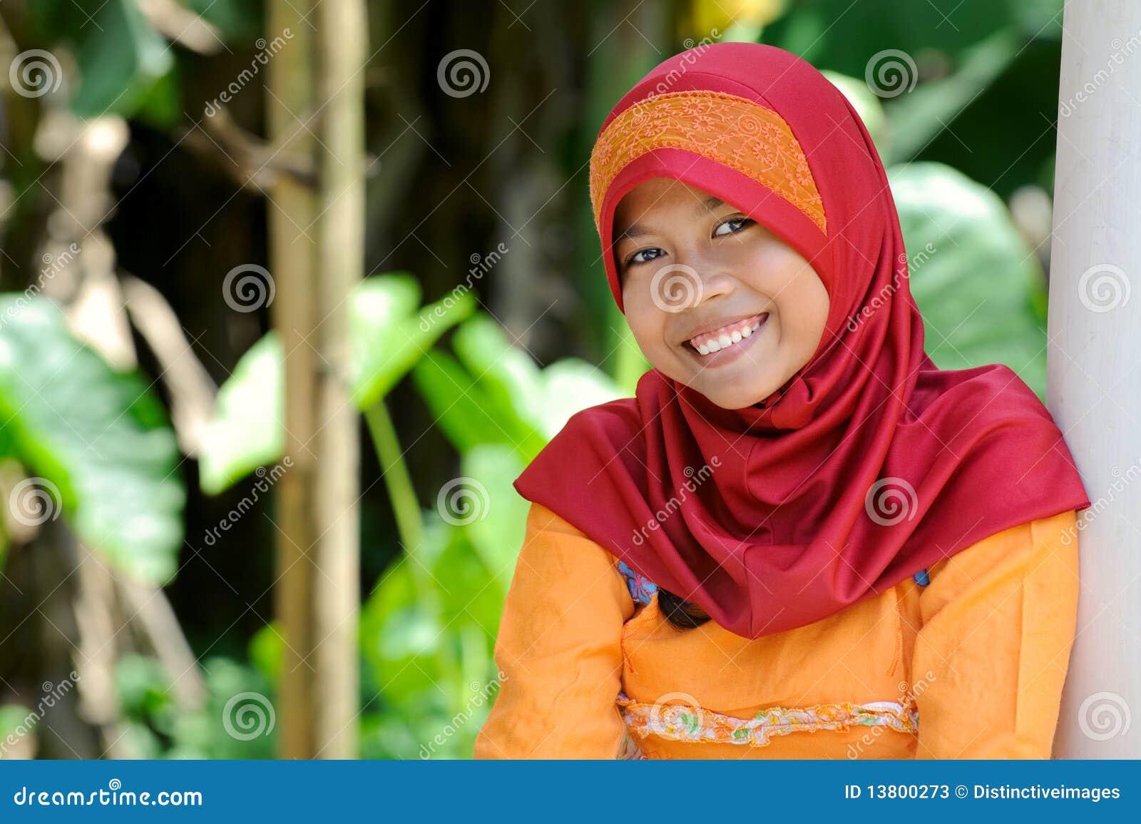 Девушкам мусульман