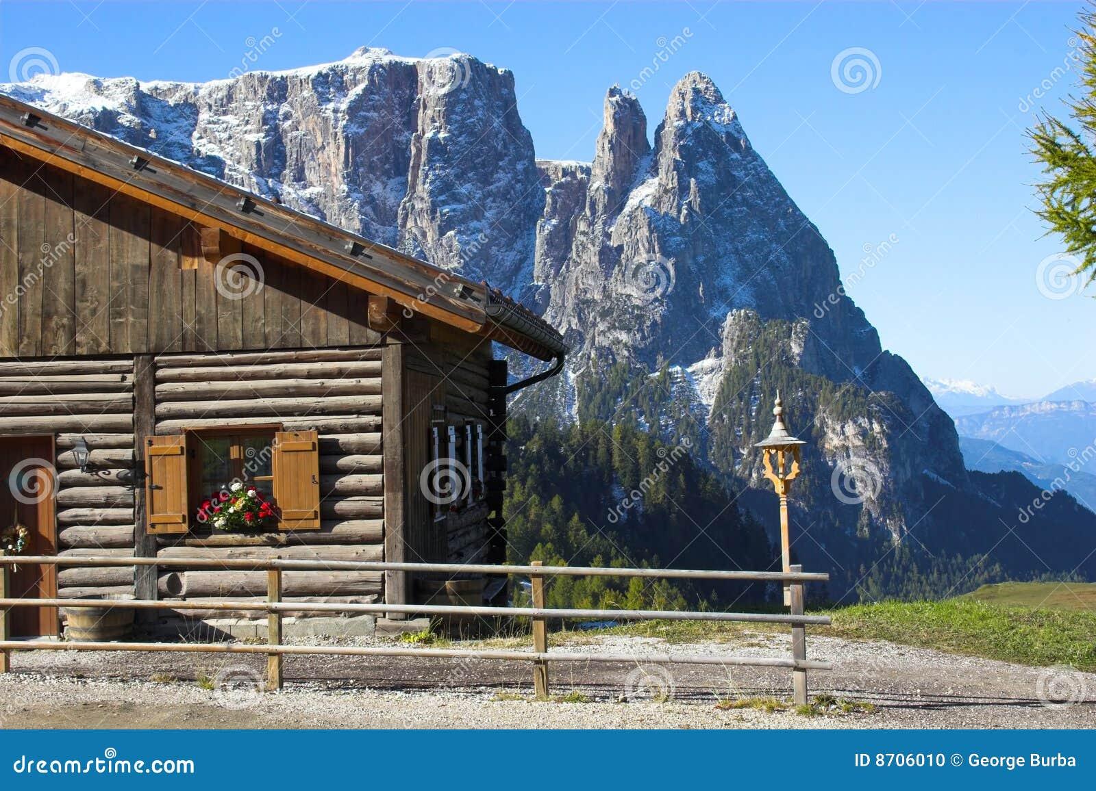 журнал дома alps