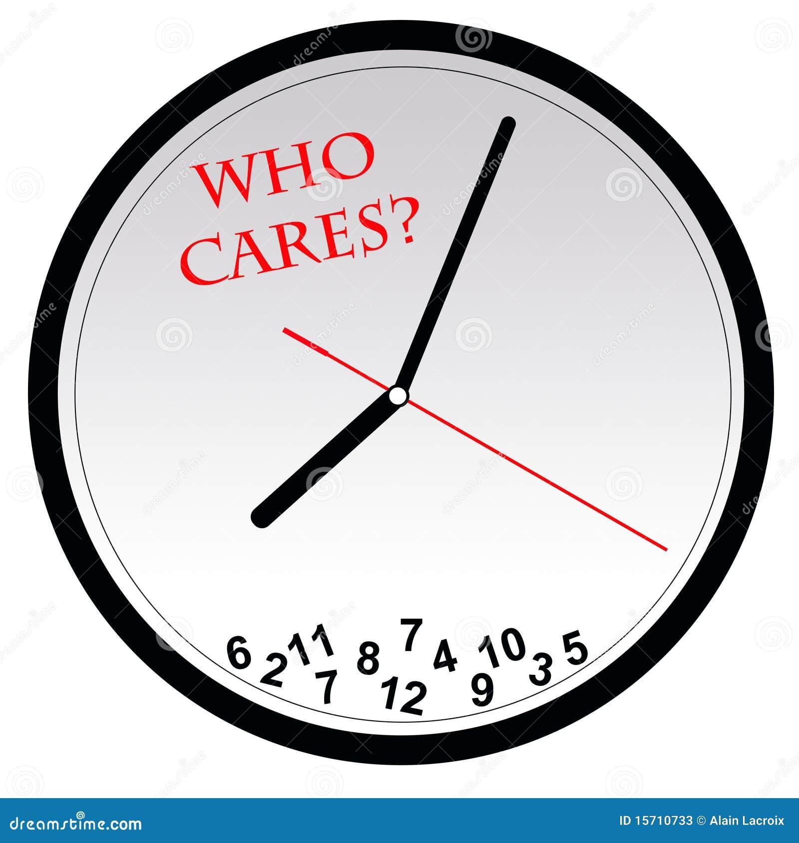 заботит время которое