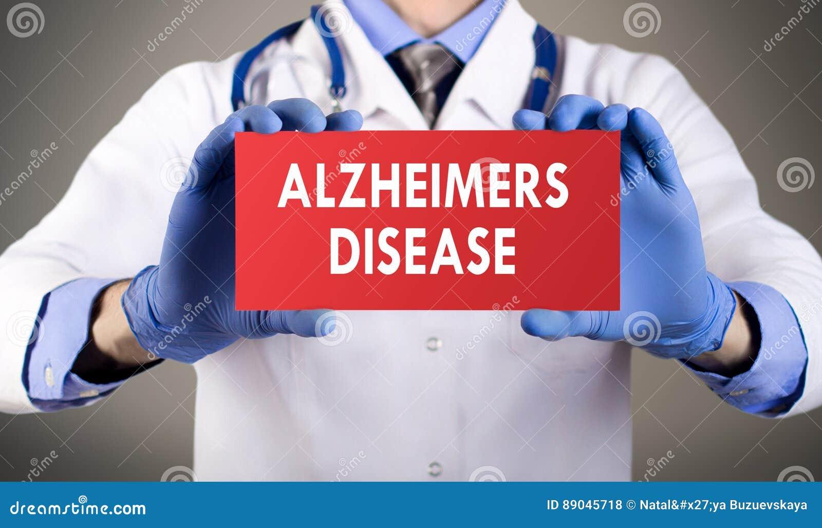 Заболевание Alzheimers