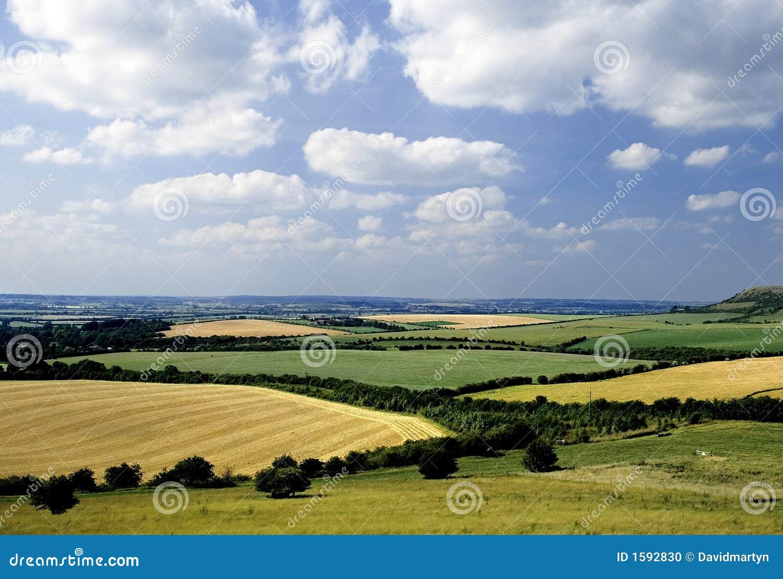 завальцовка сельской местности английская