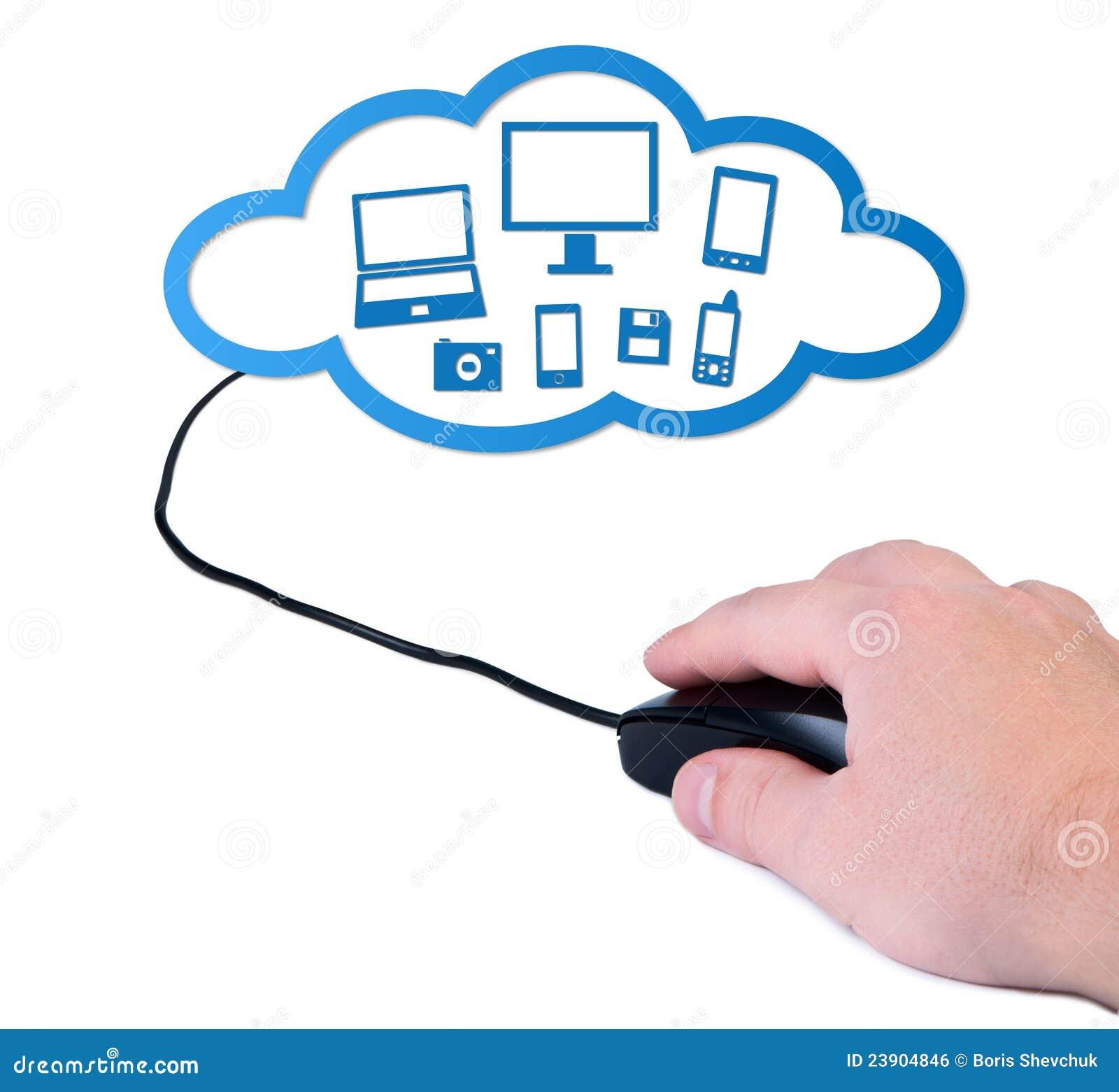 заволоките мышь руки принципиальной схемы компьютера вычисляя