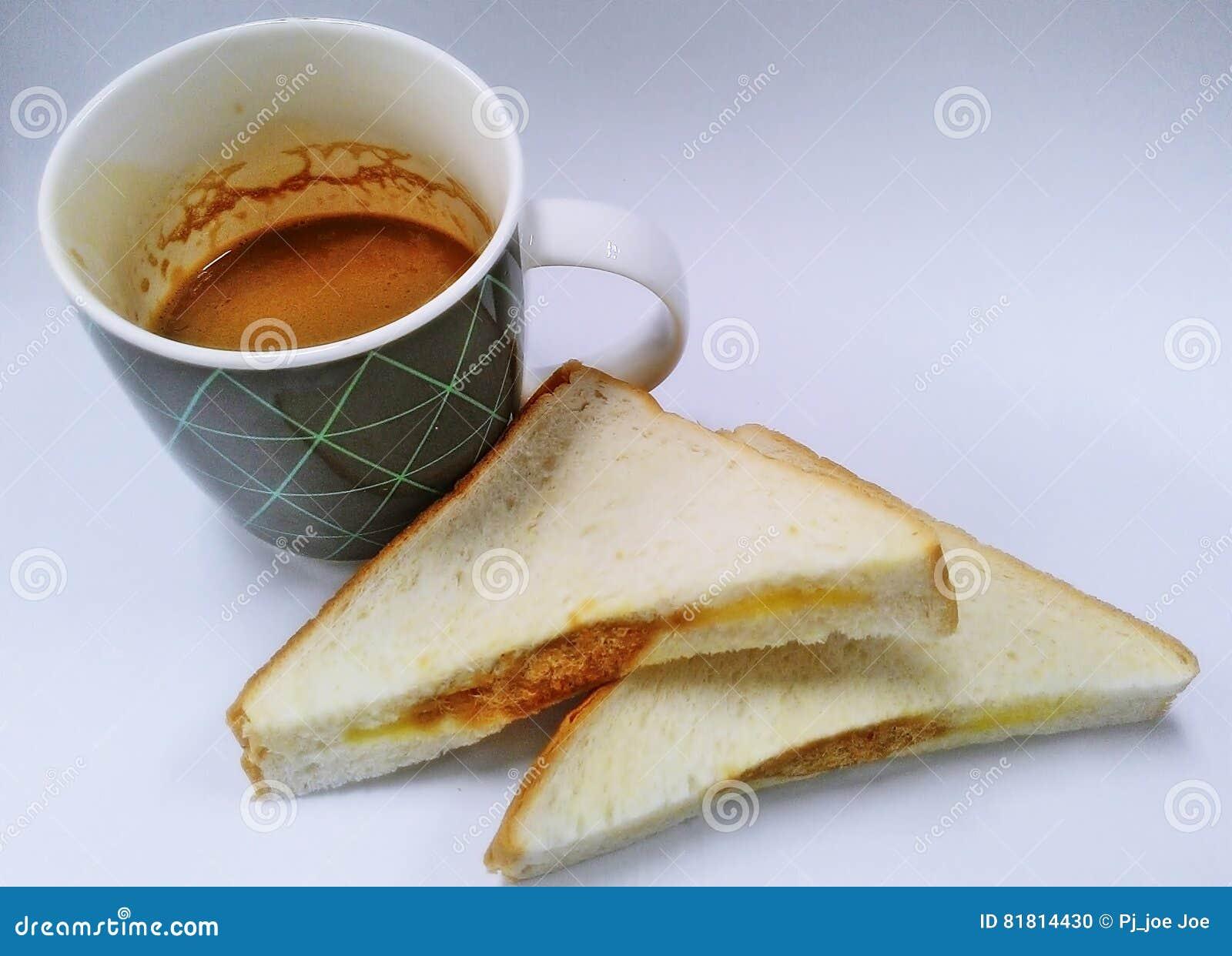 Завтрак бизнесмена