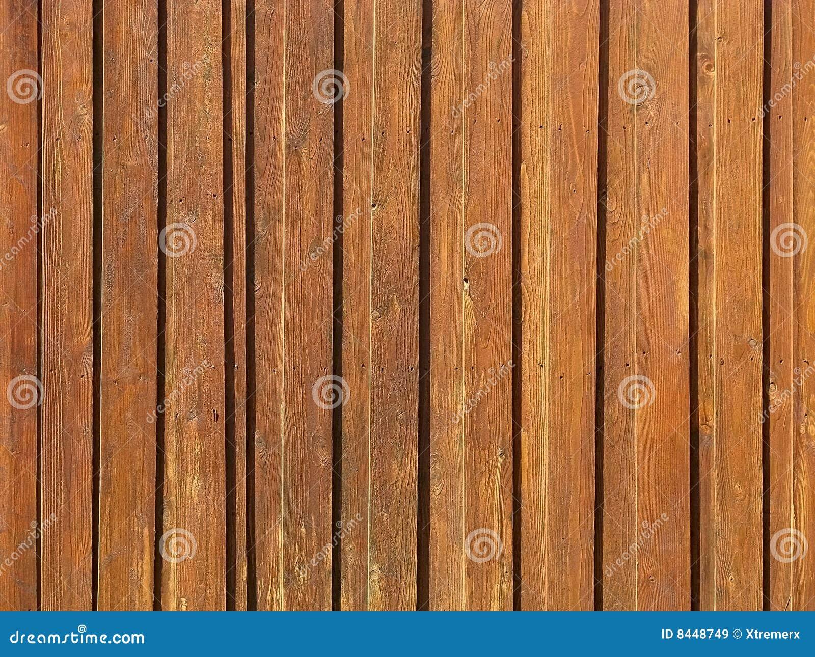 загородка деревянная