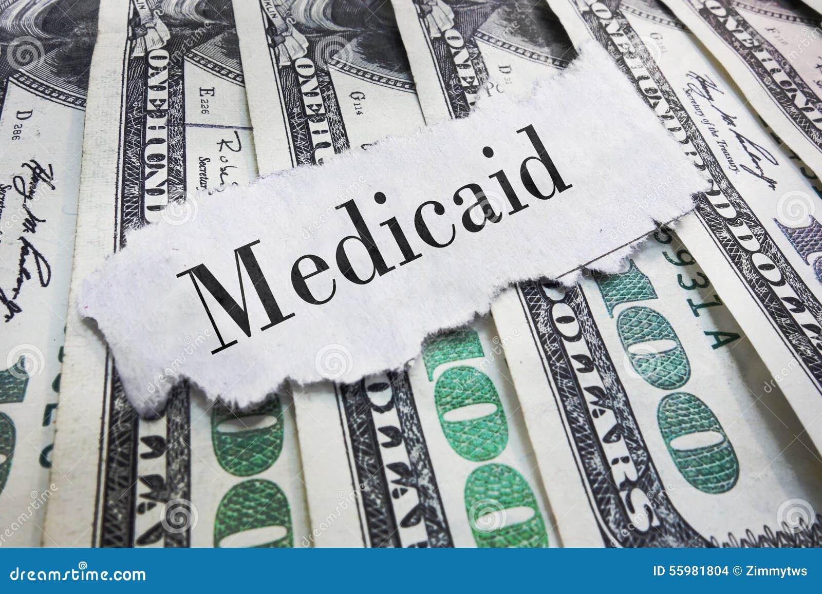 Заголовок Medicaid