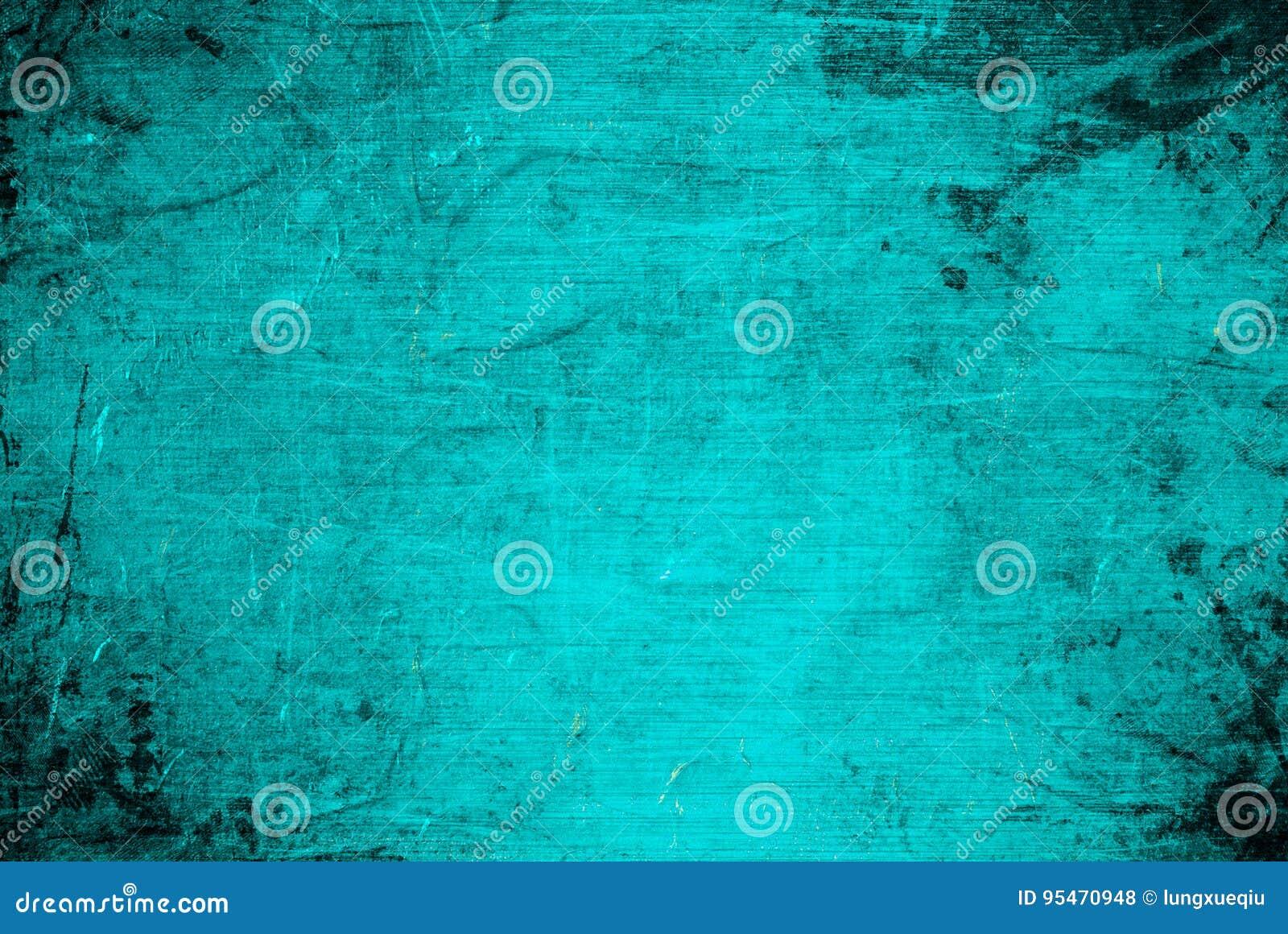 Загубленный grunge конспекта текстуры стены предпосылки неоновый голубой поцарапал текстуру
