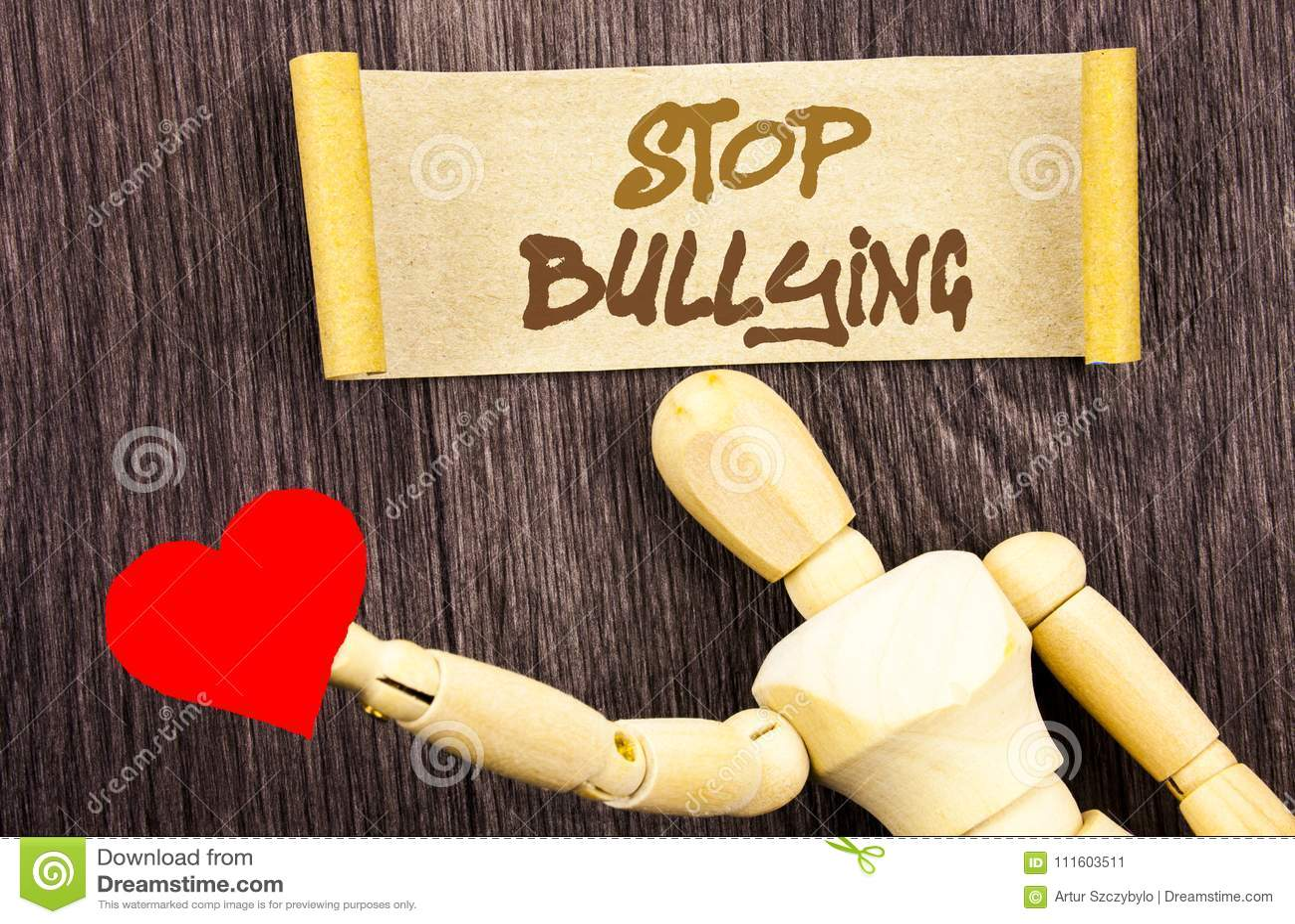 Задирать стопа показа знака текста Схематическая проблема осведомленности фото о проблеме задиры злоупотреблением насилия написан