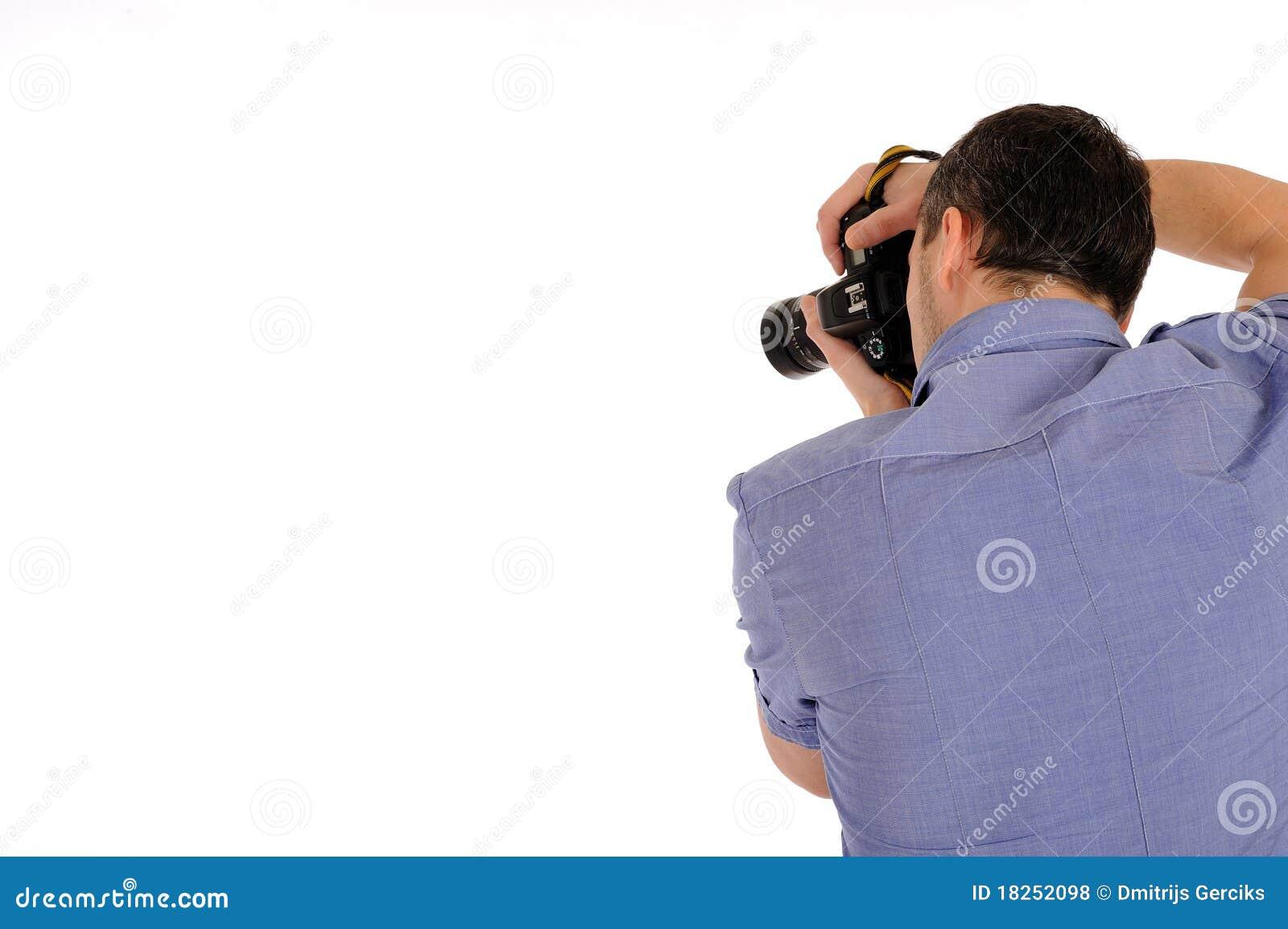 сфотографировала со спины