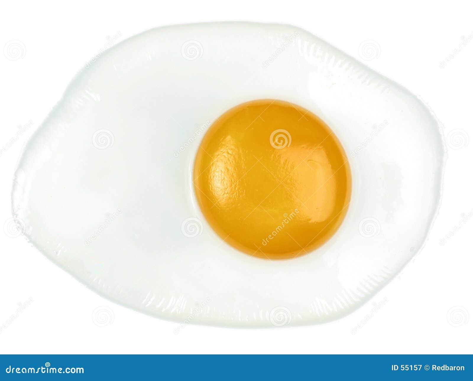 зажаренное яичко